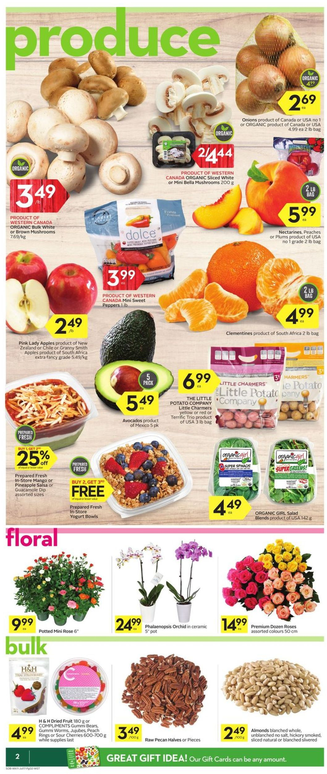 Sobeys Flyer - 07/11-07/17/2019 (Page 2)