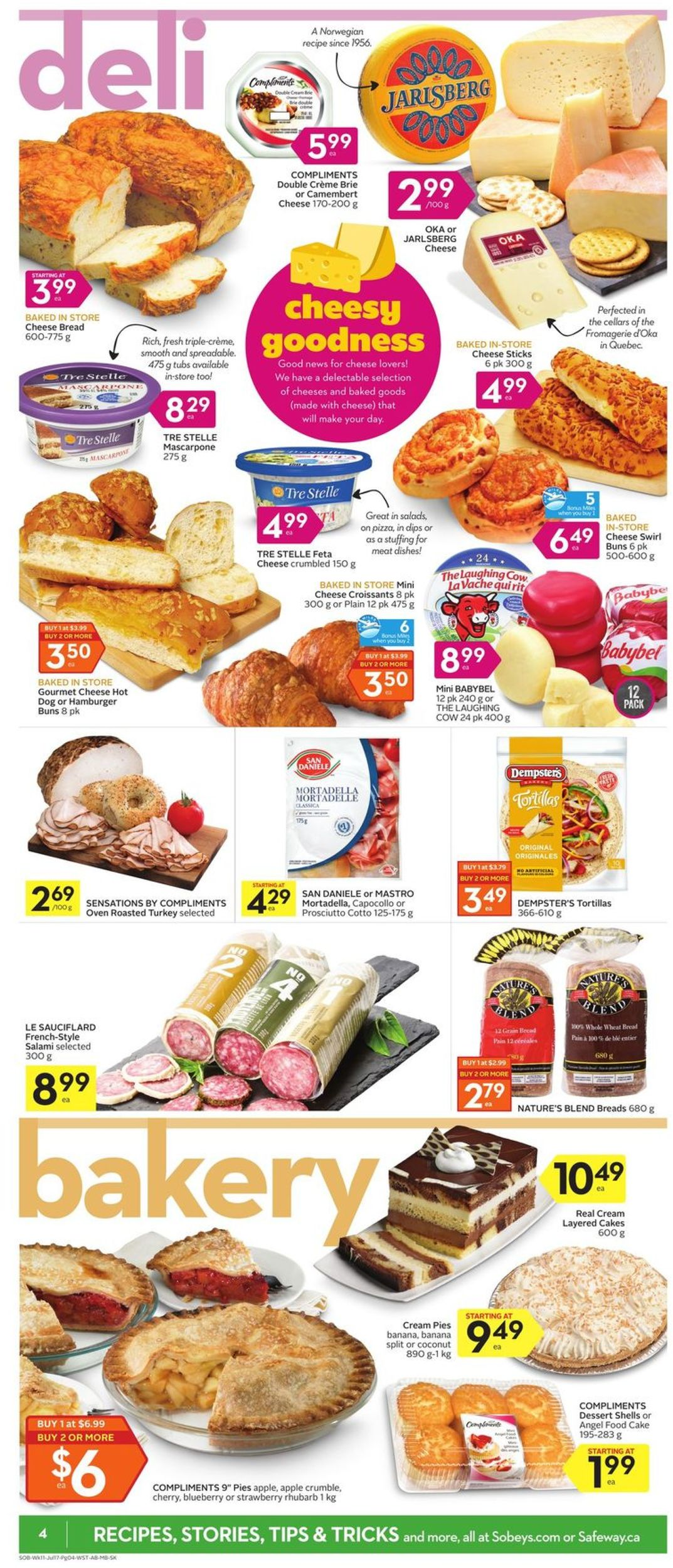 Sobeys Flyer - 07/11-07/17/2019 (Page 6)