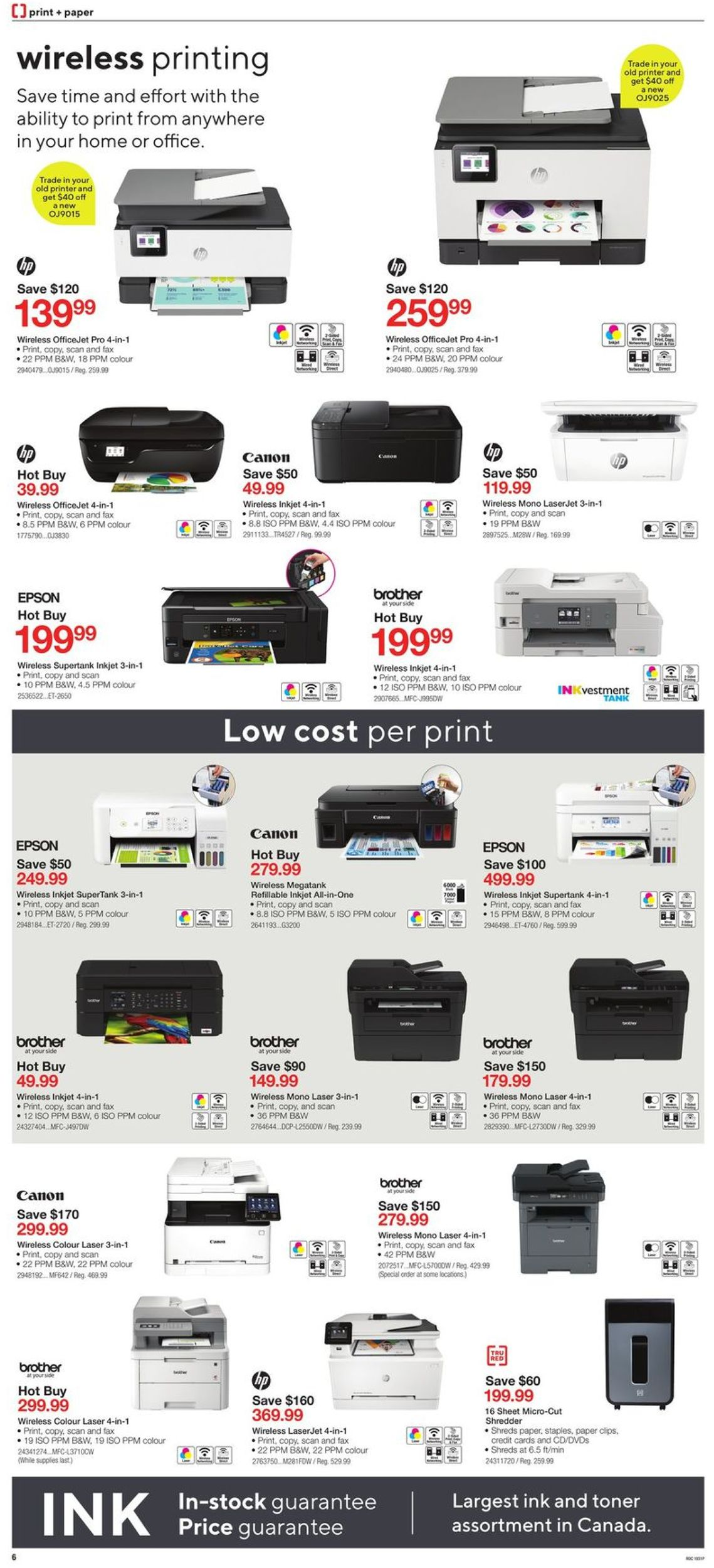 Staples Flyer - 09/04-09/10/2019 (Page 6)