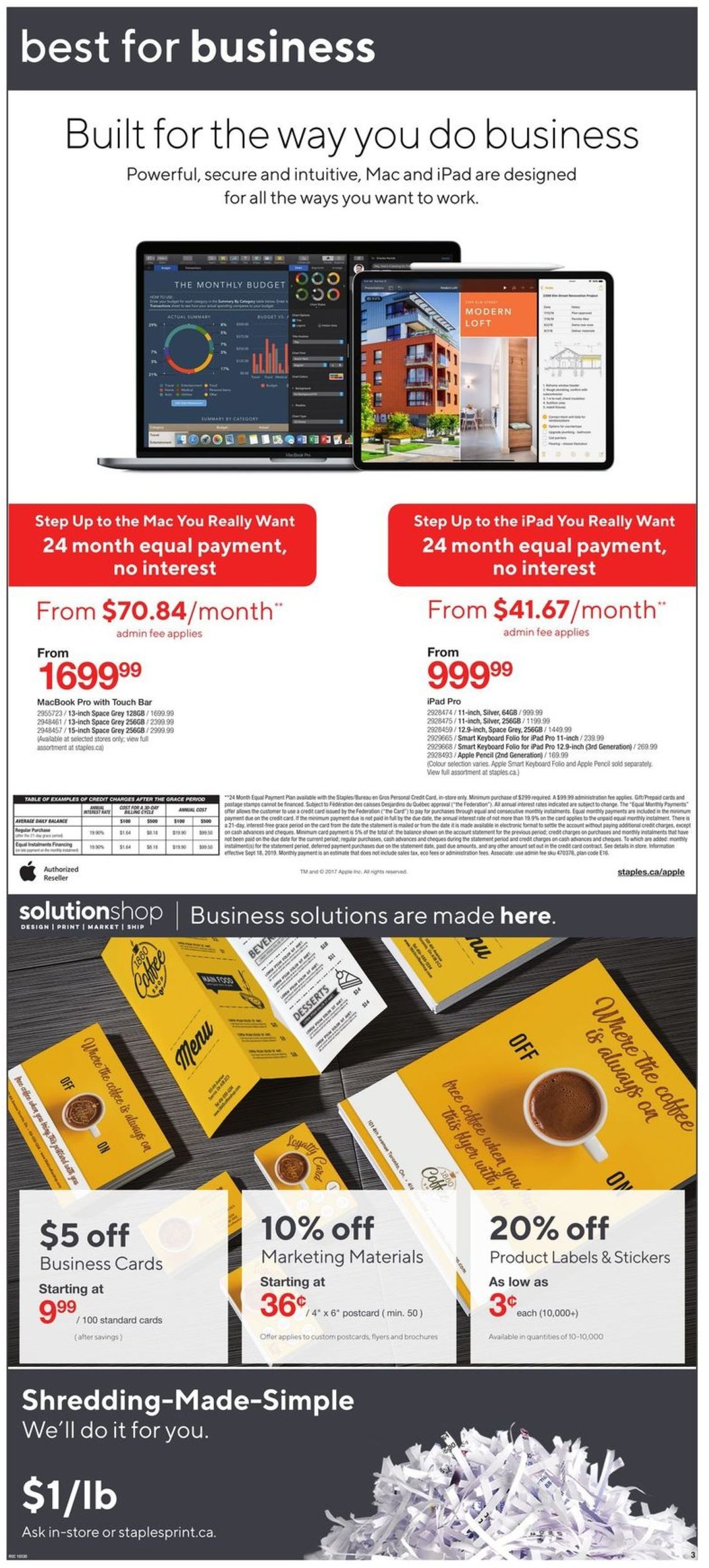 Staples Flyer - 09/18-09/24/2019 (Page 3)