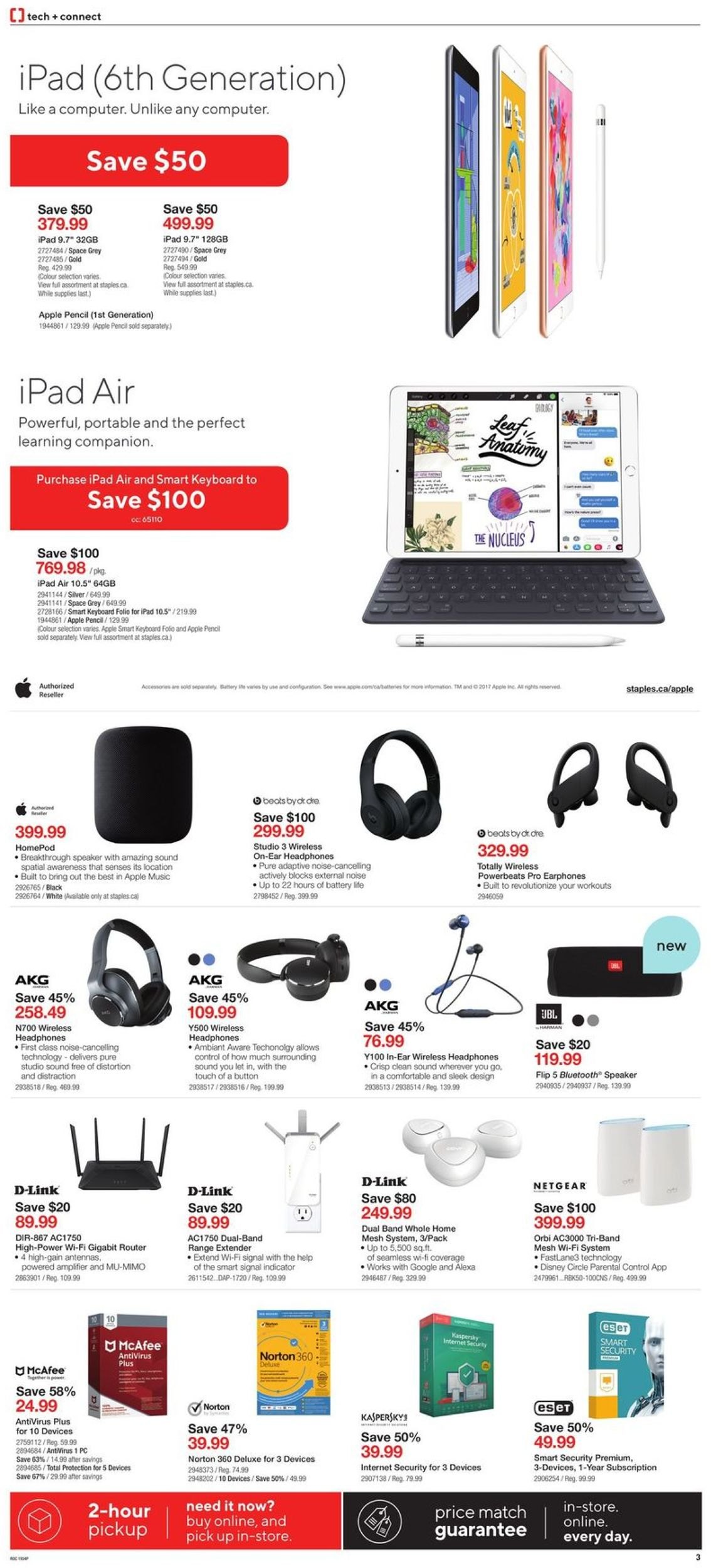 Staples Flyer - 09/25-10/01/2019 (Page 4)