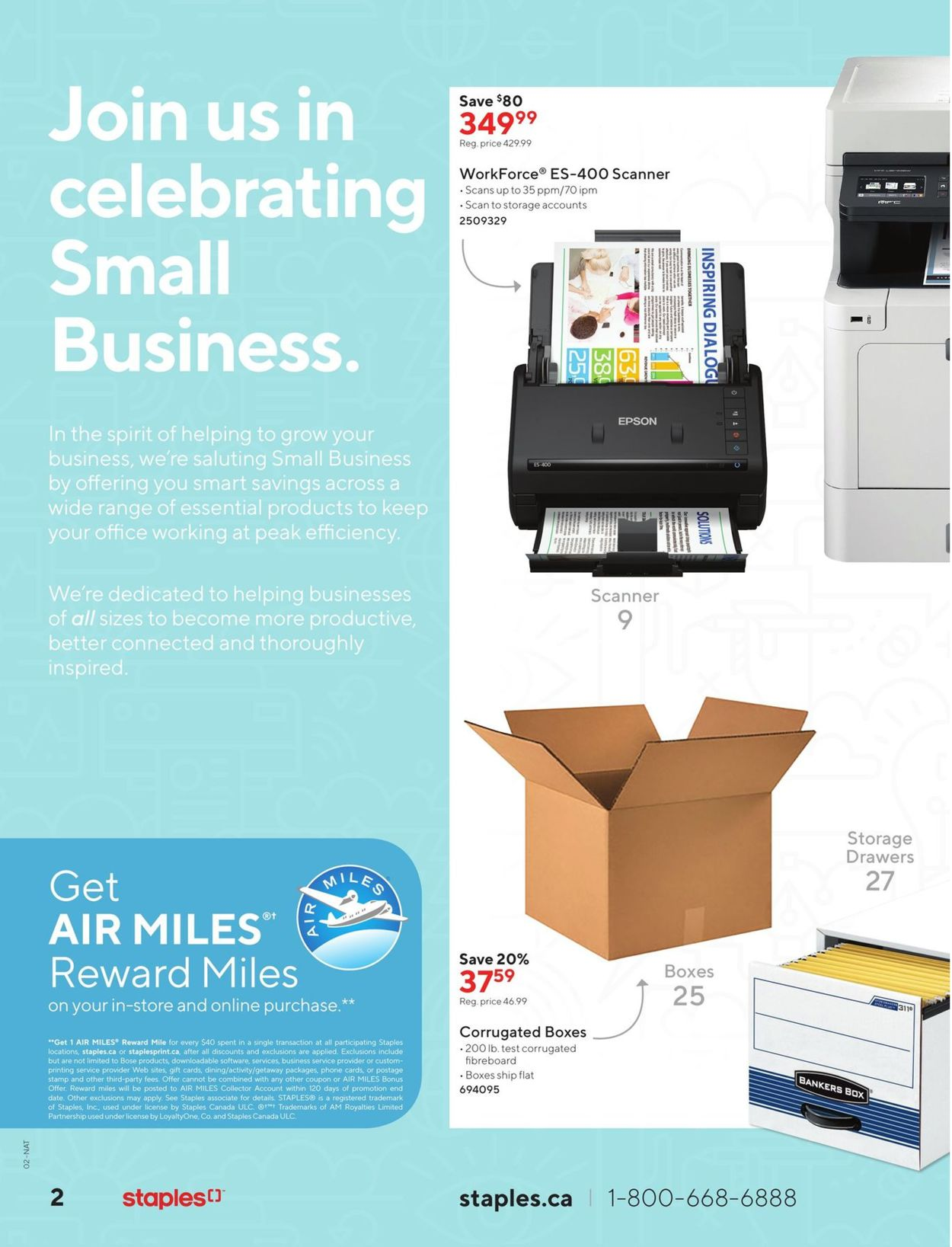 Staples Flyer - 10/09-10/22/2019 (Page 2)
