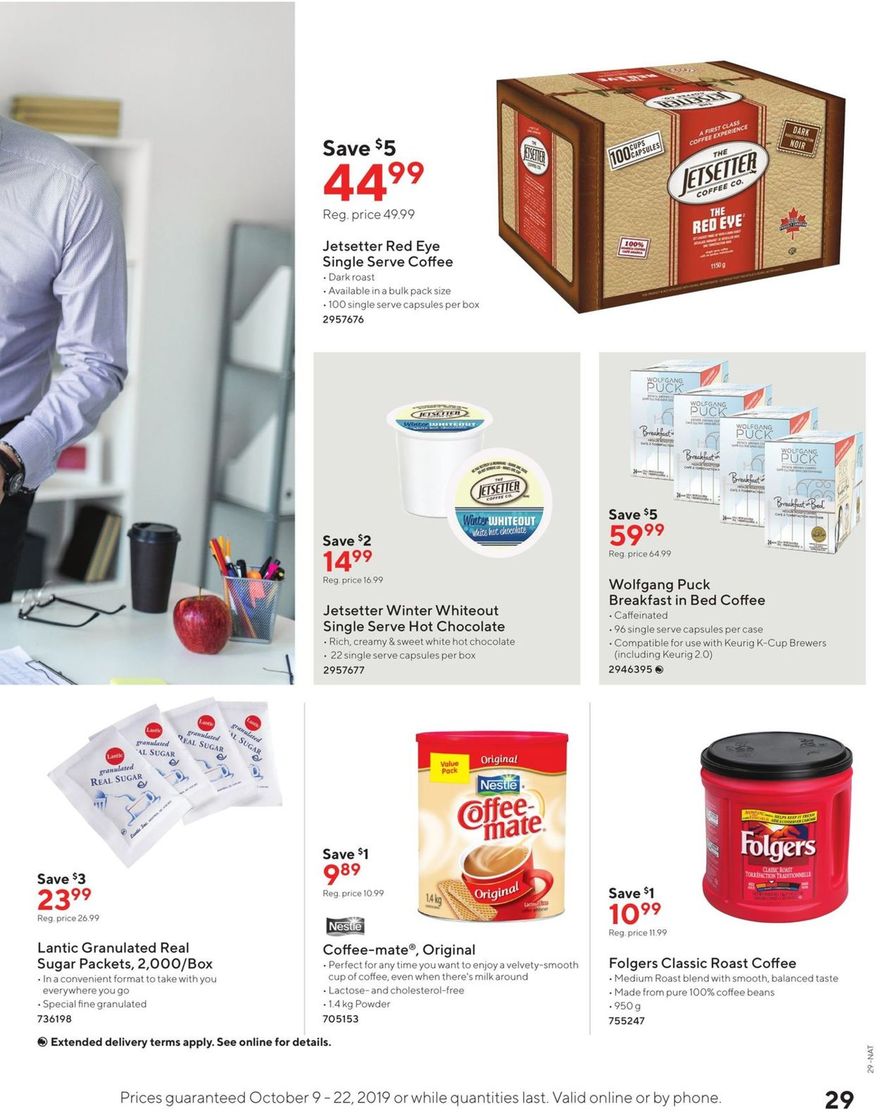 Staples Flyer - 10/09-10/22/2019 (Page 29)