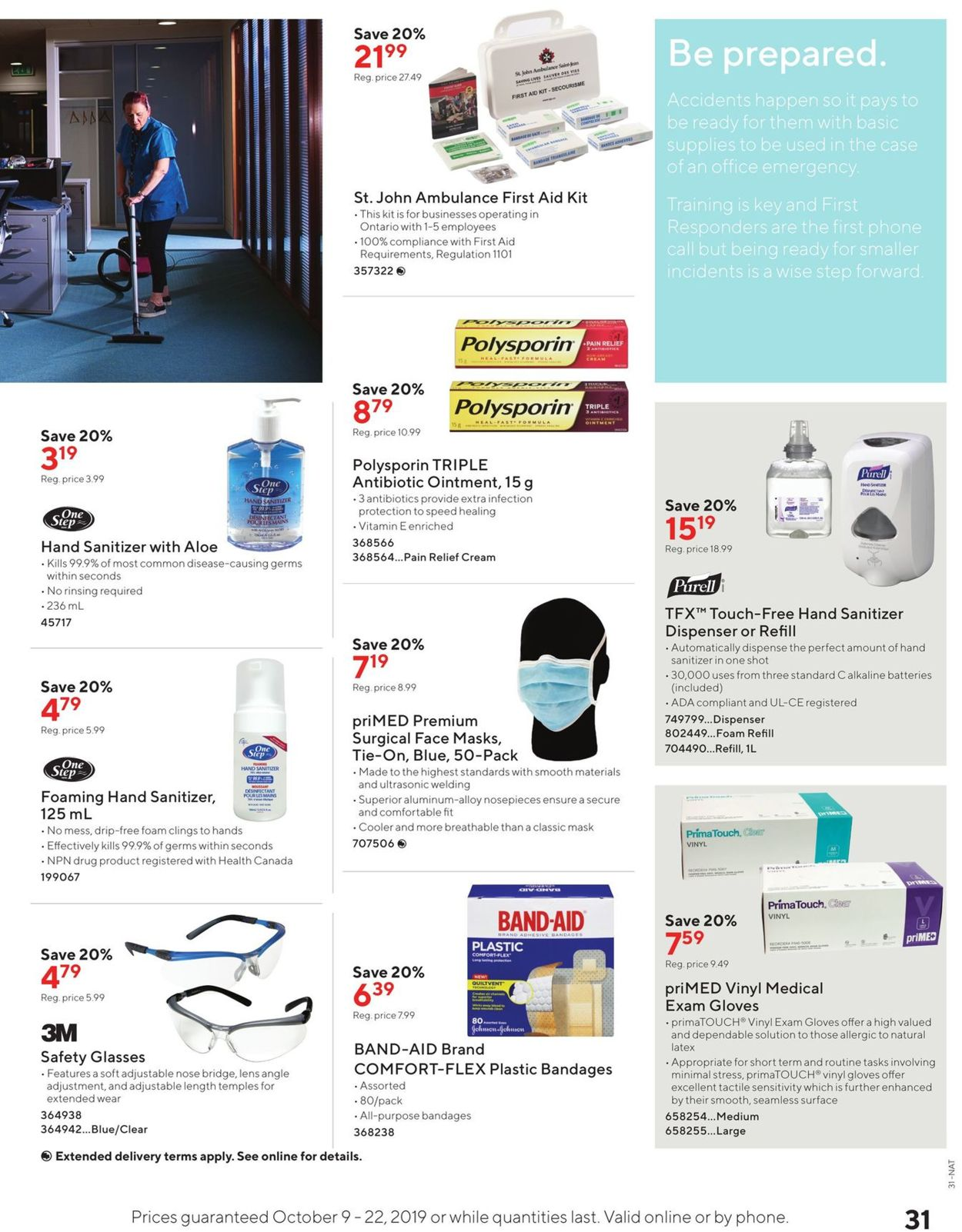 Staples Flyer - 10/09-10/22/2019 (Page 31)