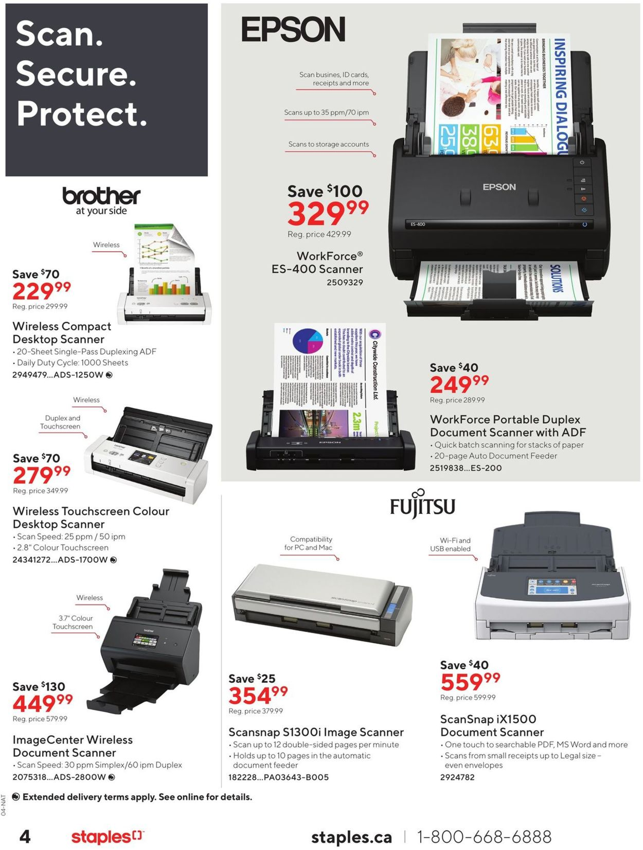 Staples Flyer - 03/04-03/17/2020 (Page 4)