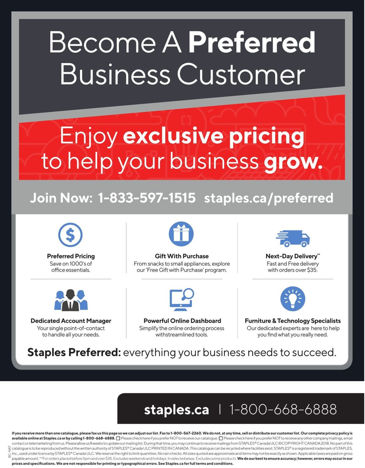 Staples Flyer - 03/04-03/17/2020 (Page 8)