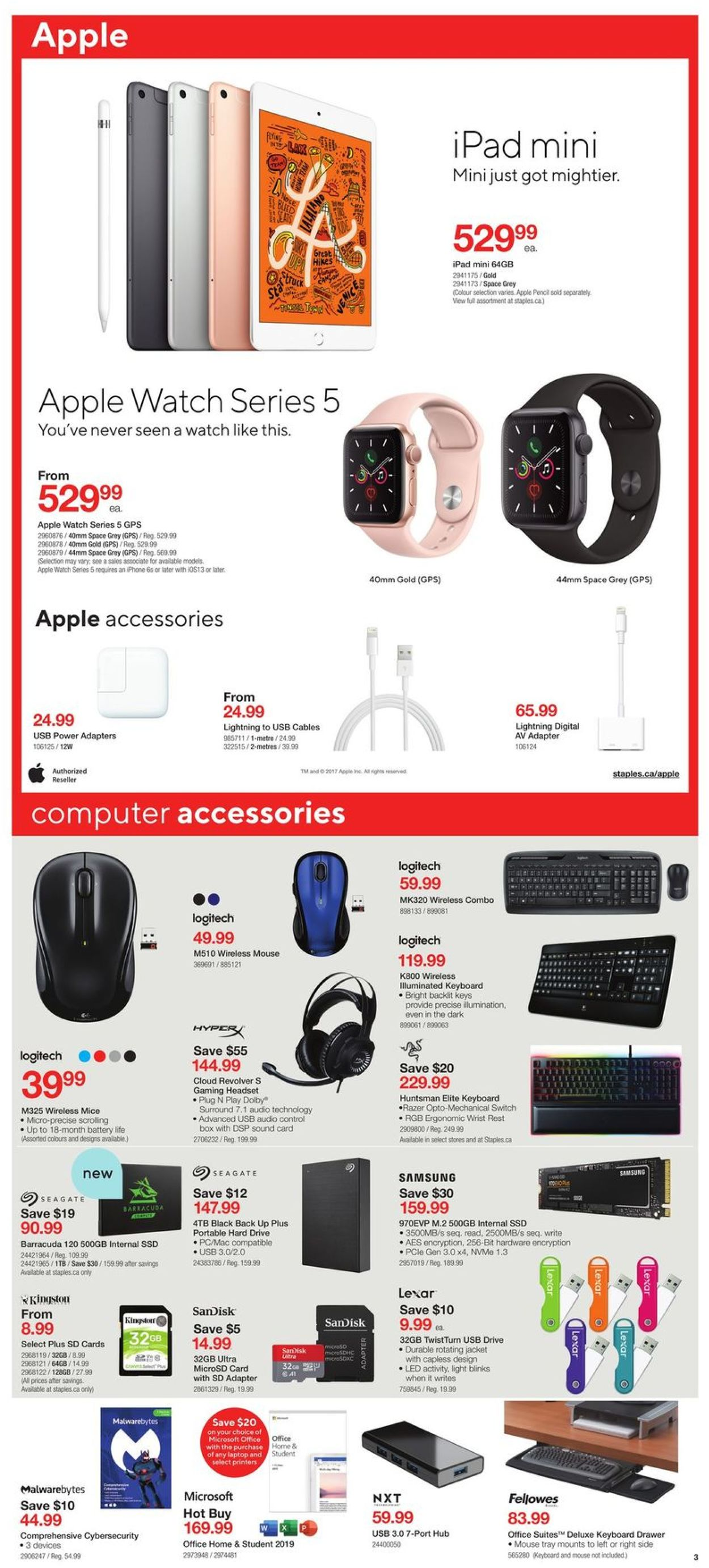 Staples Flyer - 05/27-06/02/2020 (Page 4)