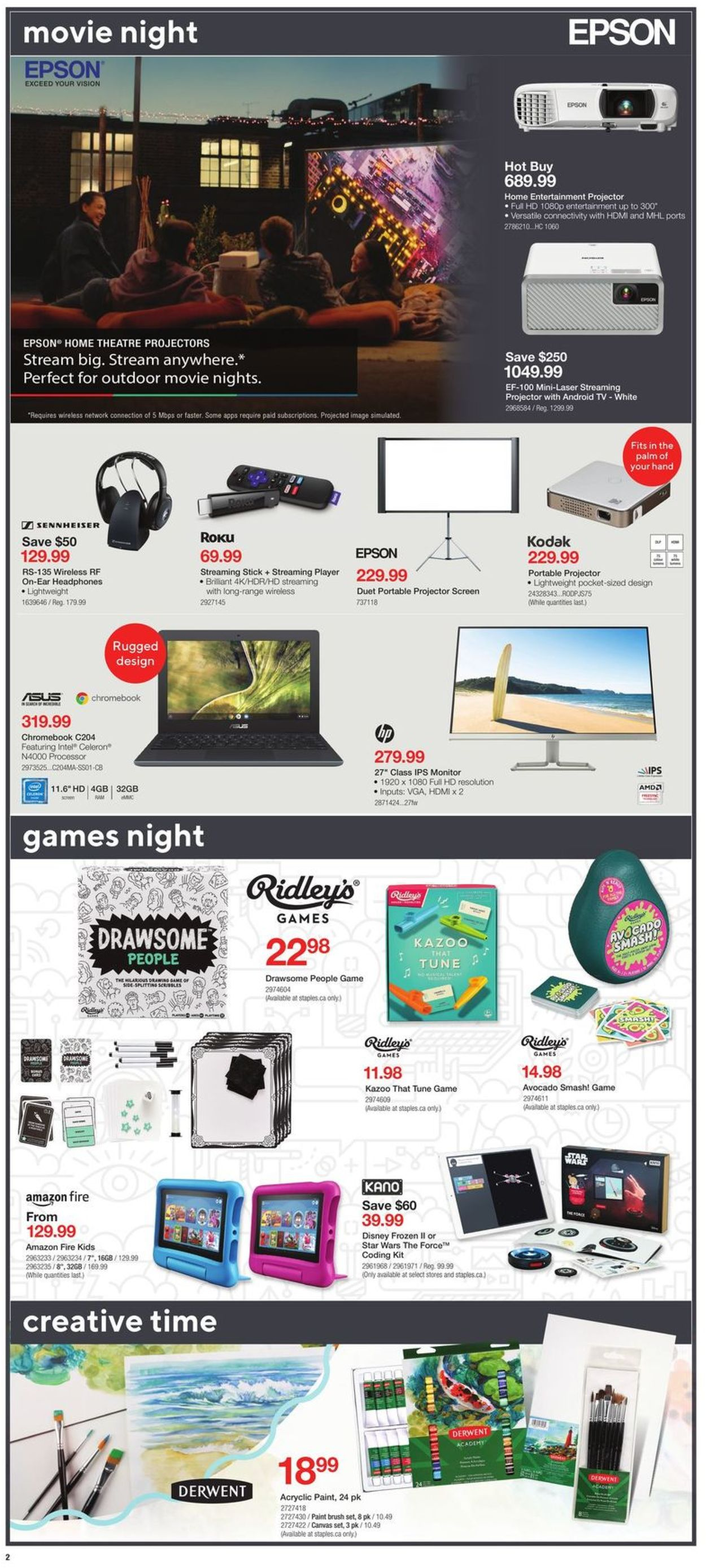 Staples Flyer - 06/03-06/09/2020 (Page 2)