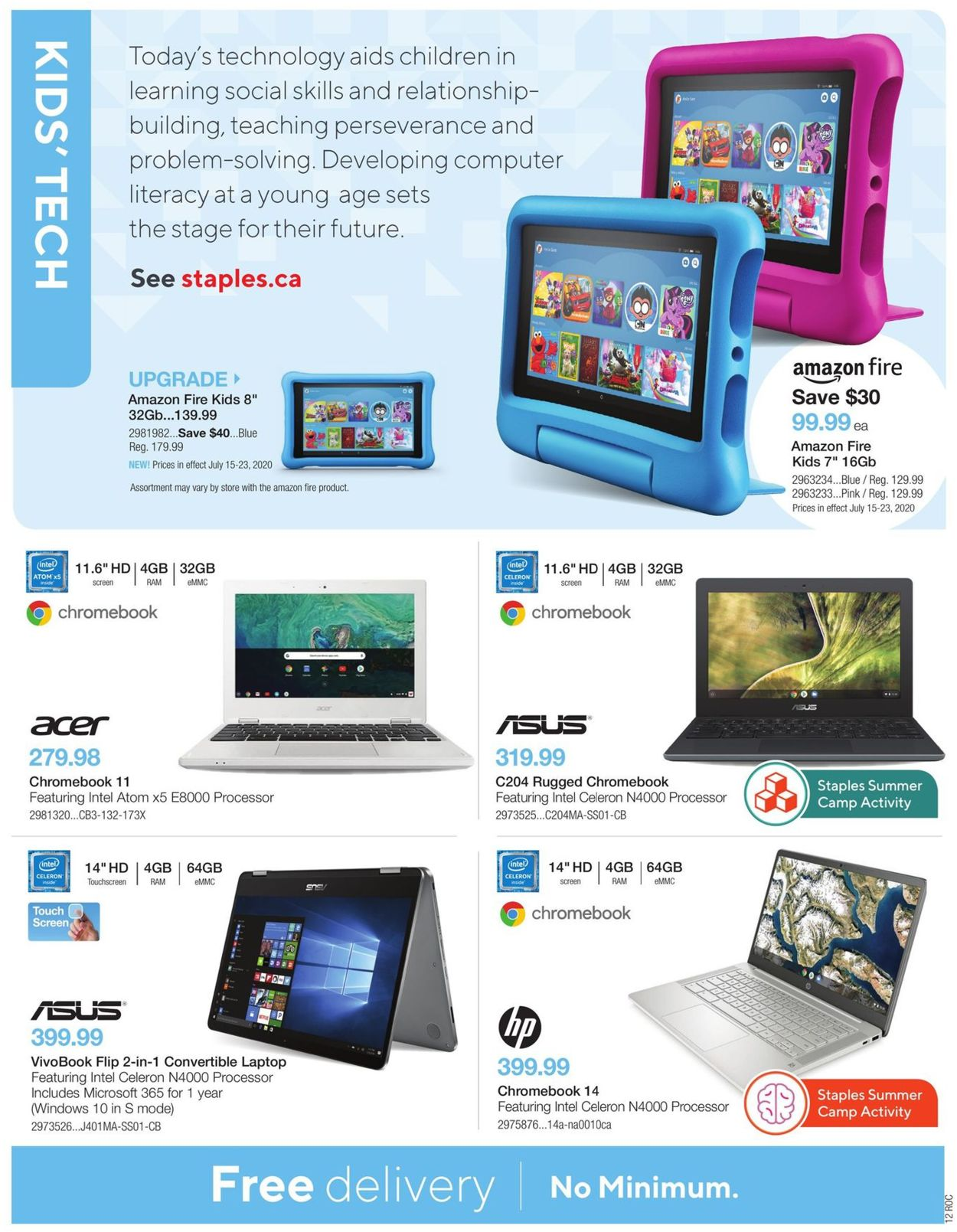 Staples Flyer - 07/15-07/21/2020 (Page 12)
