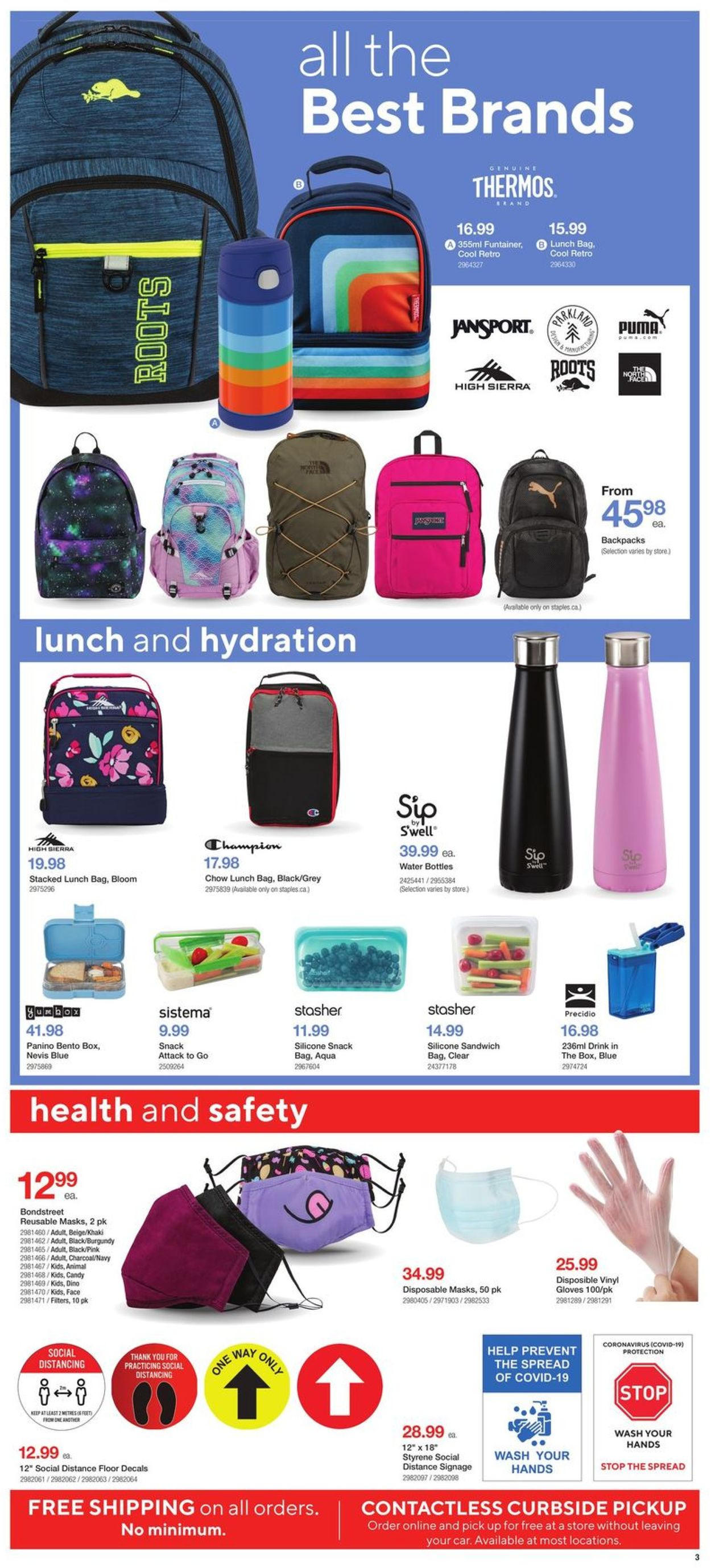 Staples Flyer - 07/22-07/28/2020 (Page 3)