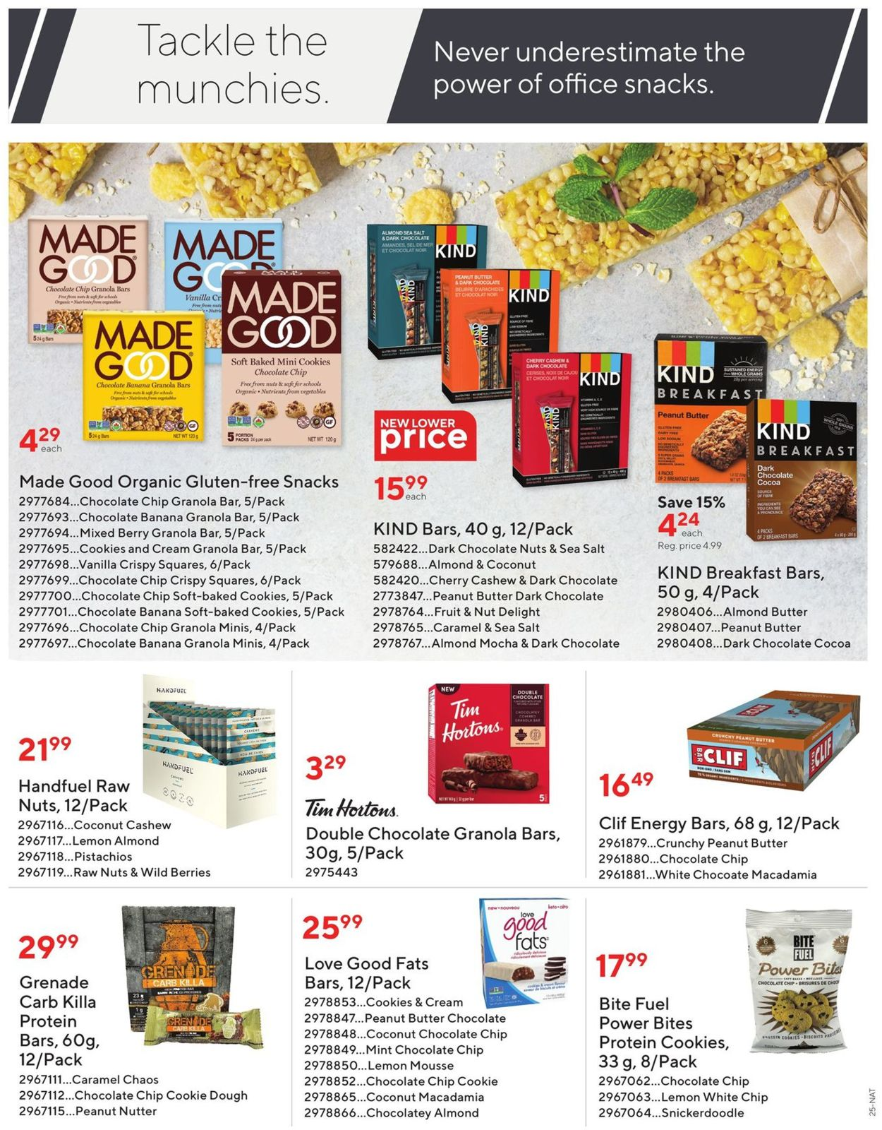 Staples Flyer - 07/22-08/04/2020 (Page 25)