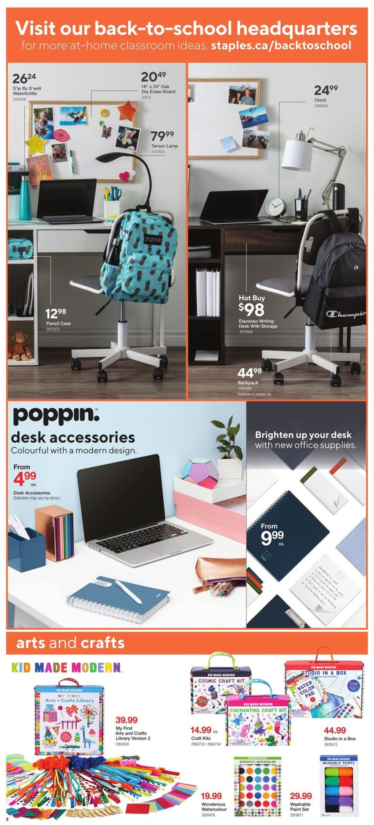 Staples Flyer - 07/29-08/04/2020 (Page 2)