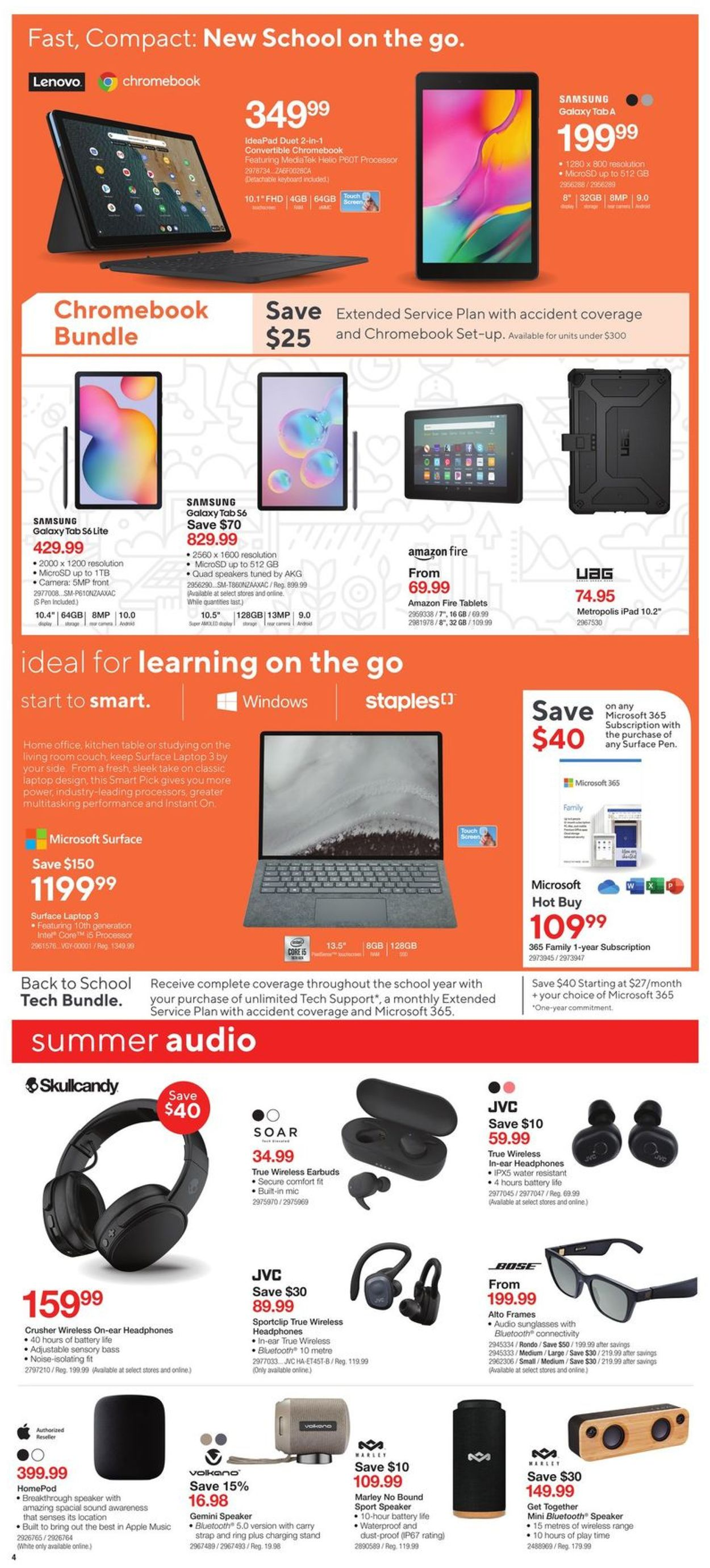 Staples Flyer - 07/29-08/04/2020 (Page 4)