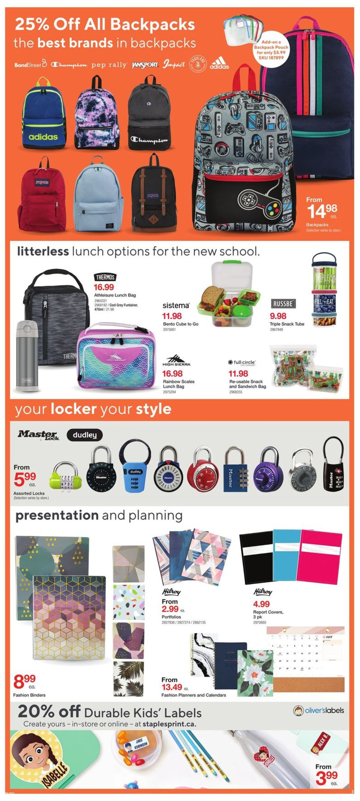 Staples Flyer - 09/02-09/08/2020 (Page 3)