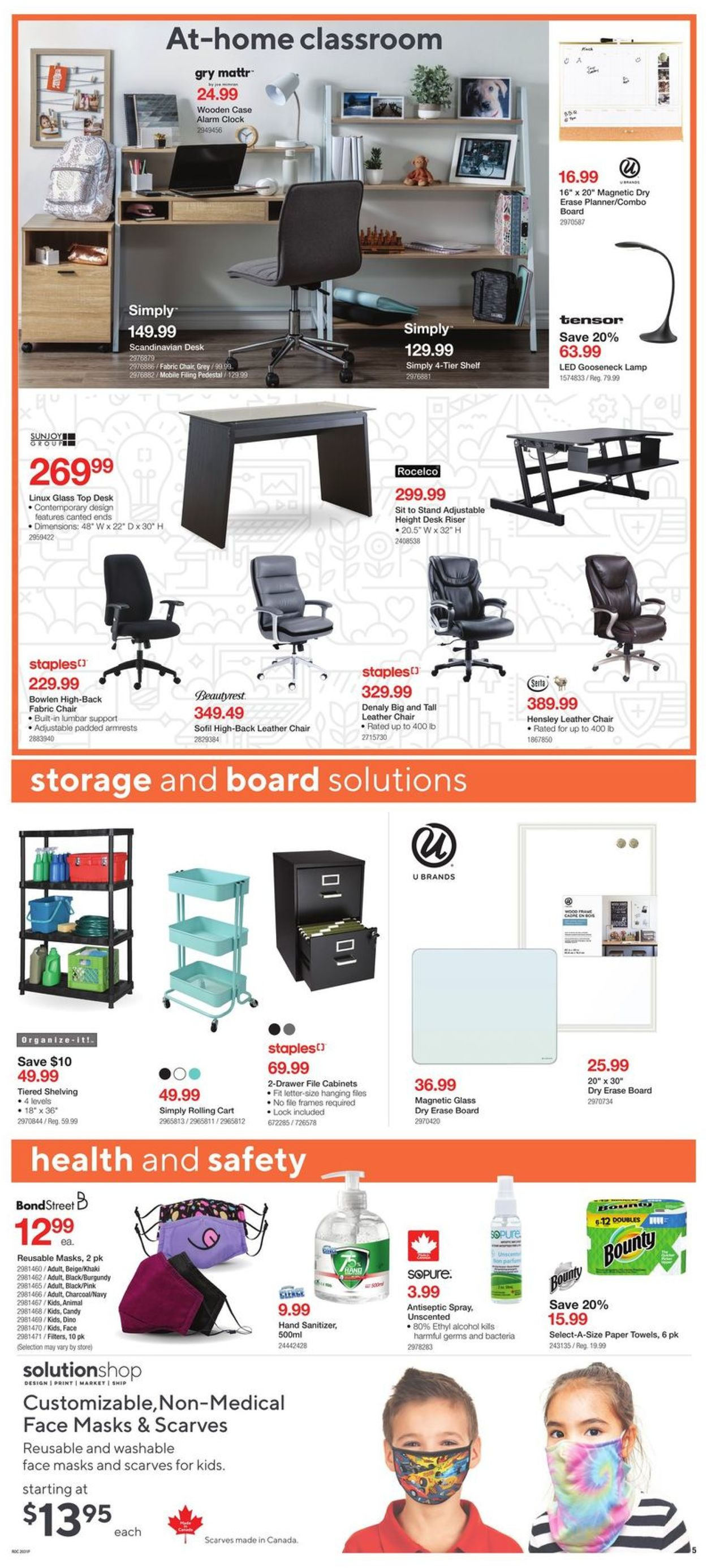 Staples Flyer - 09/02-09/08/2020 (Page 5)