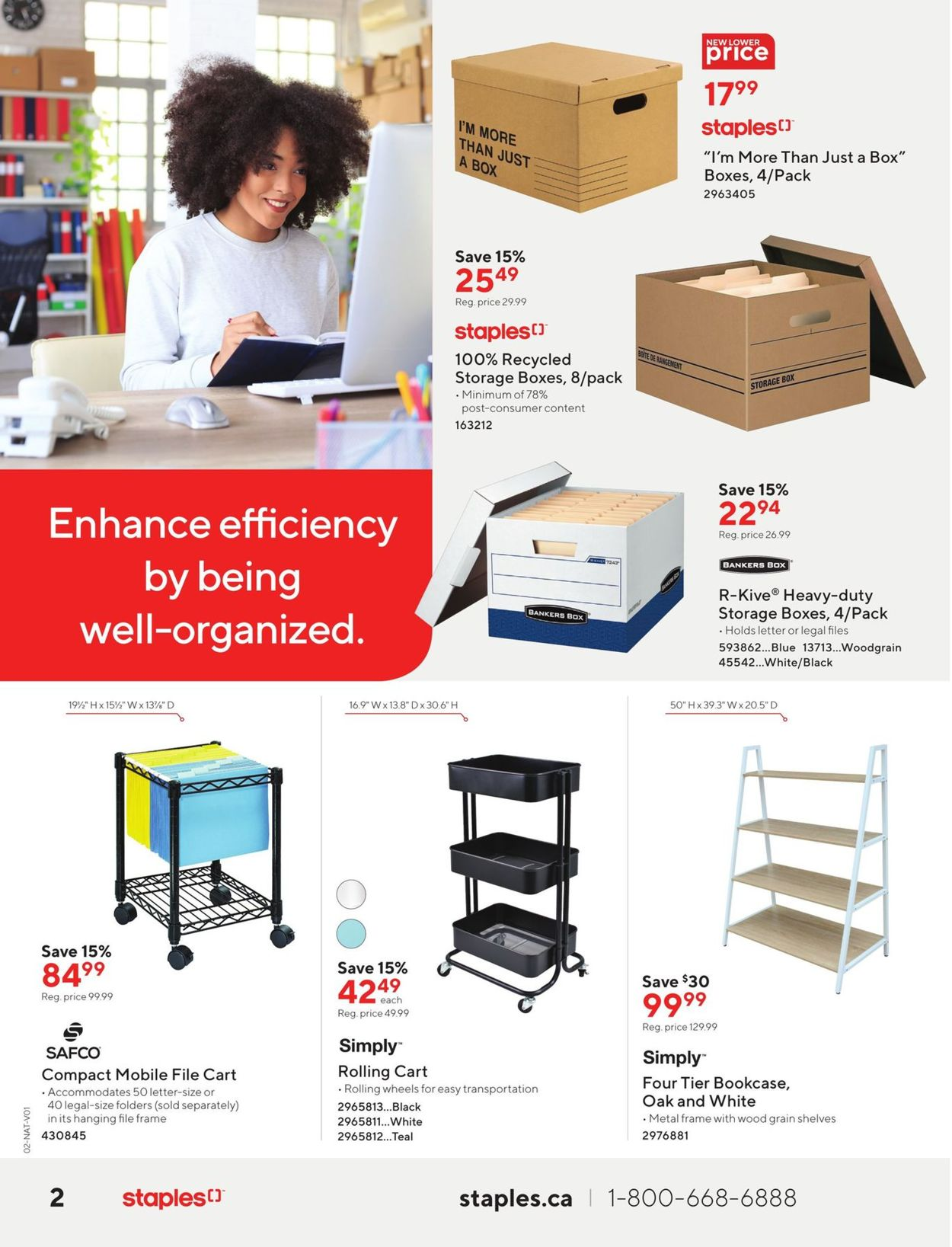Staples Flyer - 01/06-01/19/2021 (Page 2)