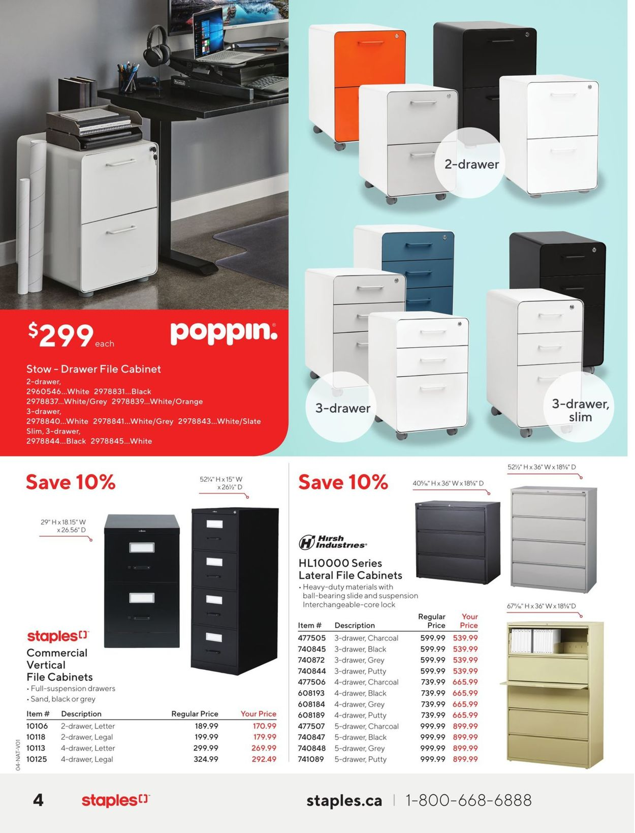 Staples Flyer - 01/06-01/19/2021 (Page 4)