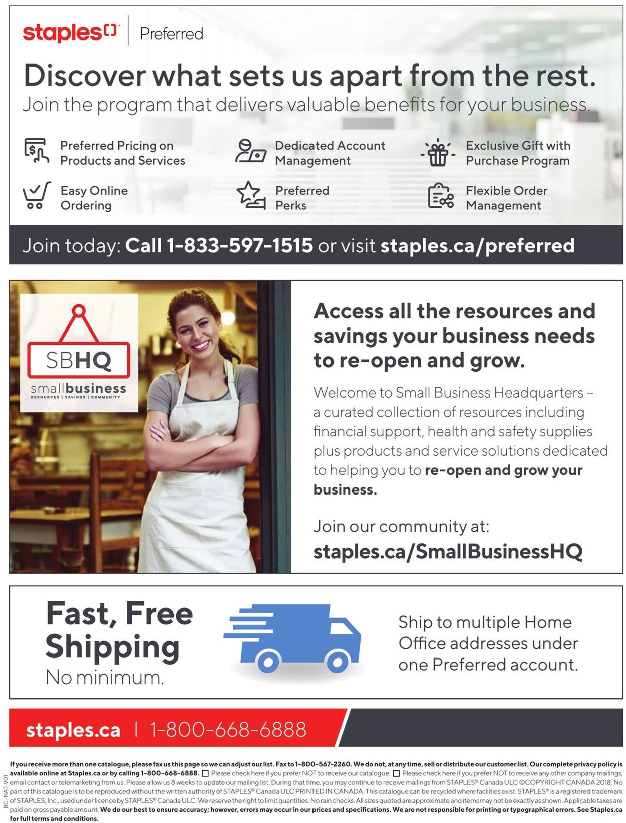 Staples Flyer - 01/06-01/19/2021 (Page 16)