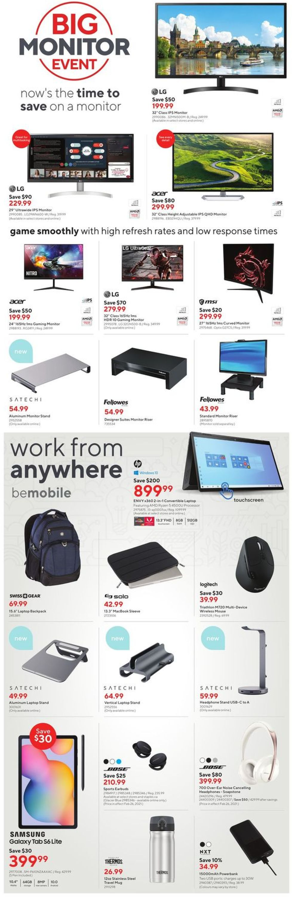 Staples Flyer - 02/24-03/02/2021 (Page 3)