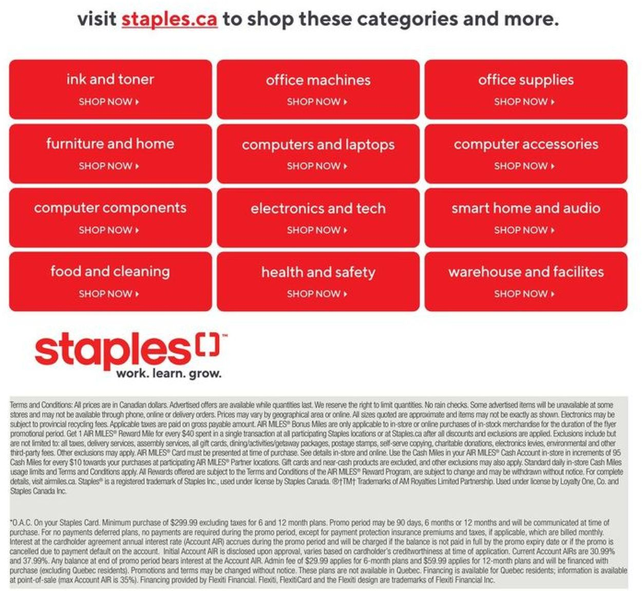 Staples Flyer - 02/24-03/02/2021 (Page 14)