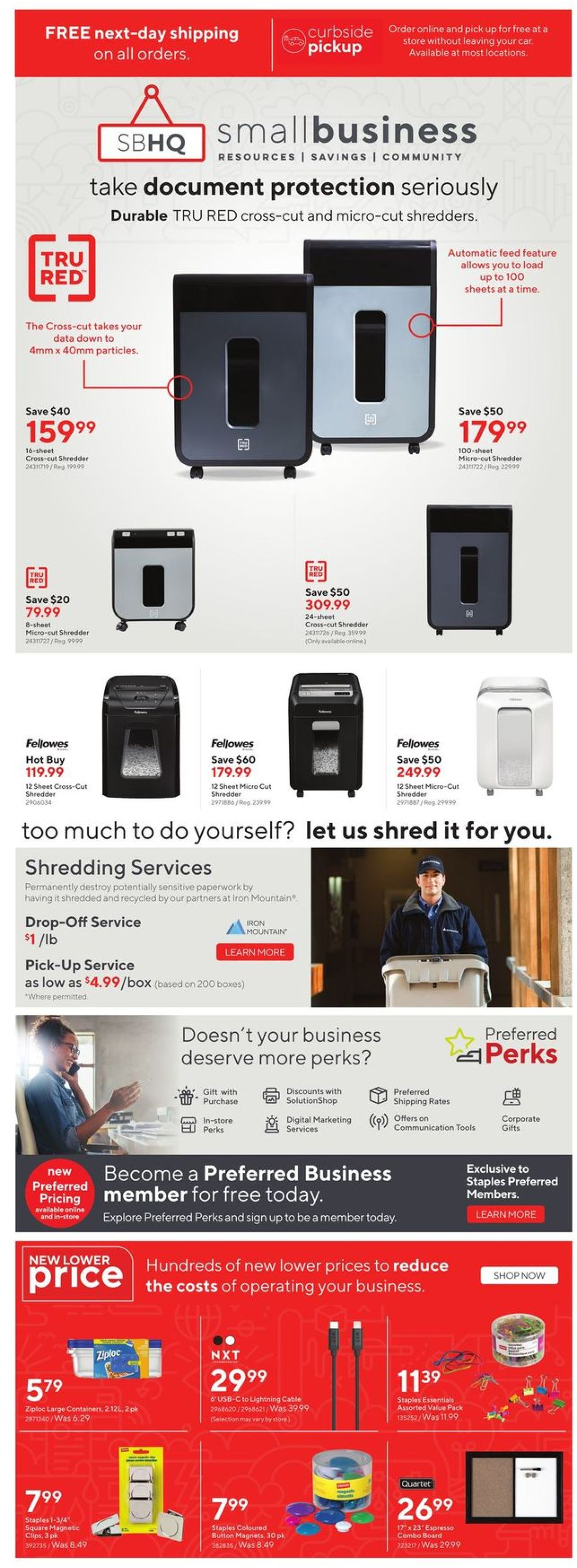 Staples Flyer - 03/03-03/09/2021 (Page 2)