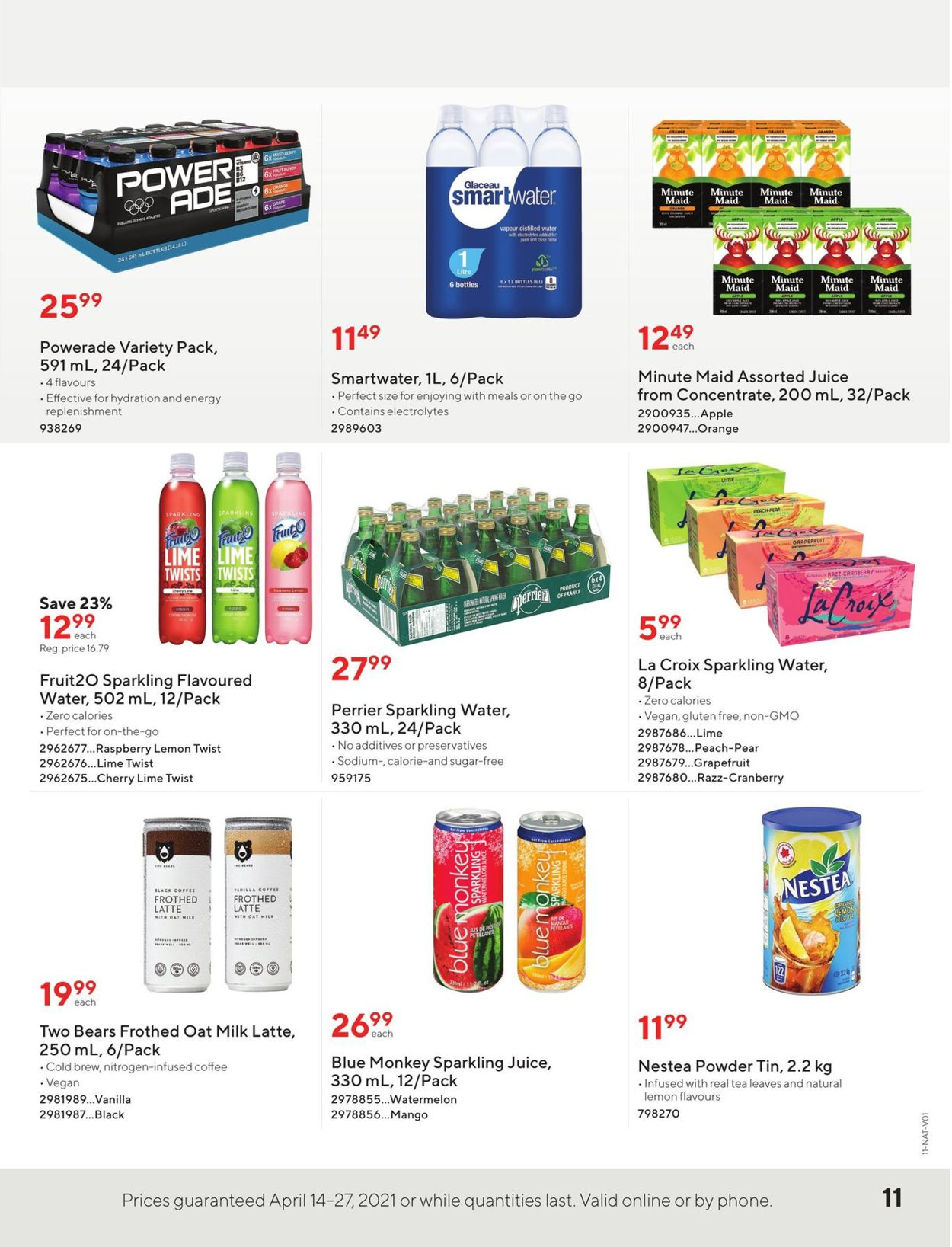 Staples Flyer - 04/14-04/27/2021 (Page 11)