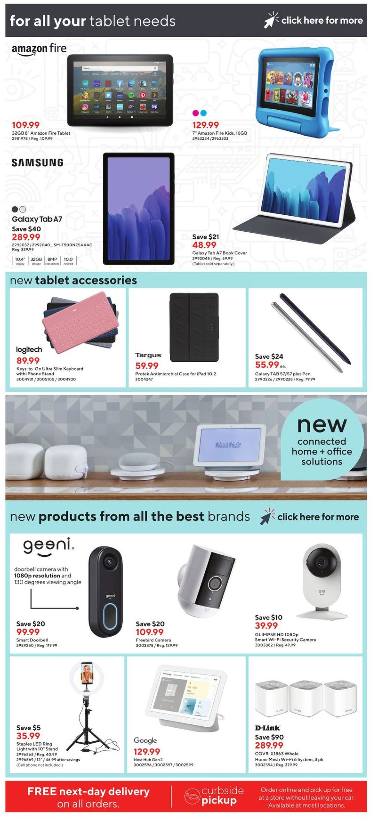 Staples Flyer - 05/12-05/18/2021 (Page 3)