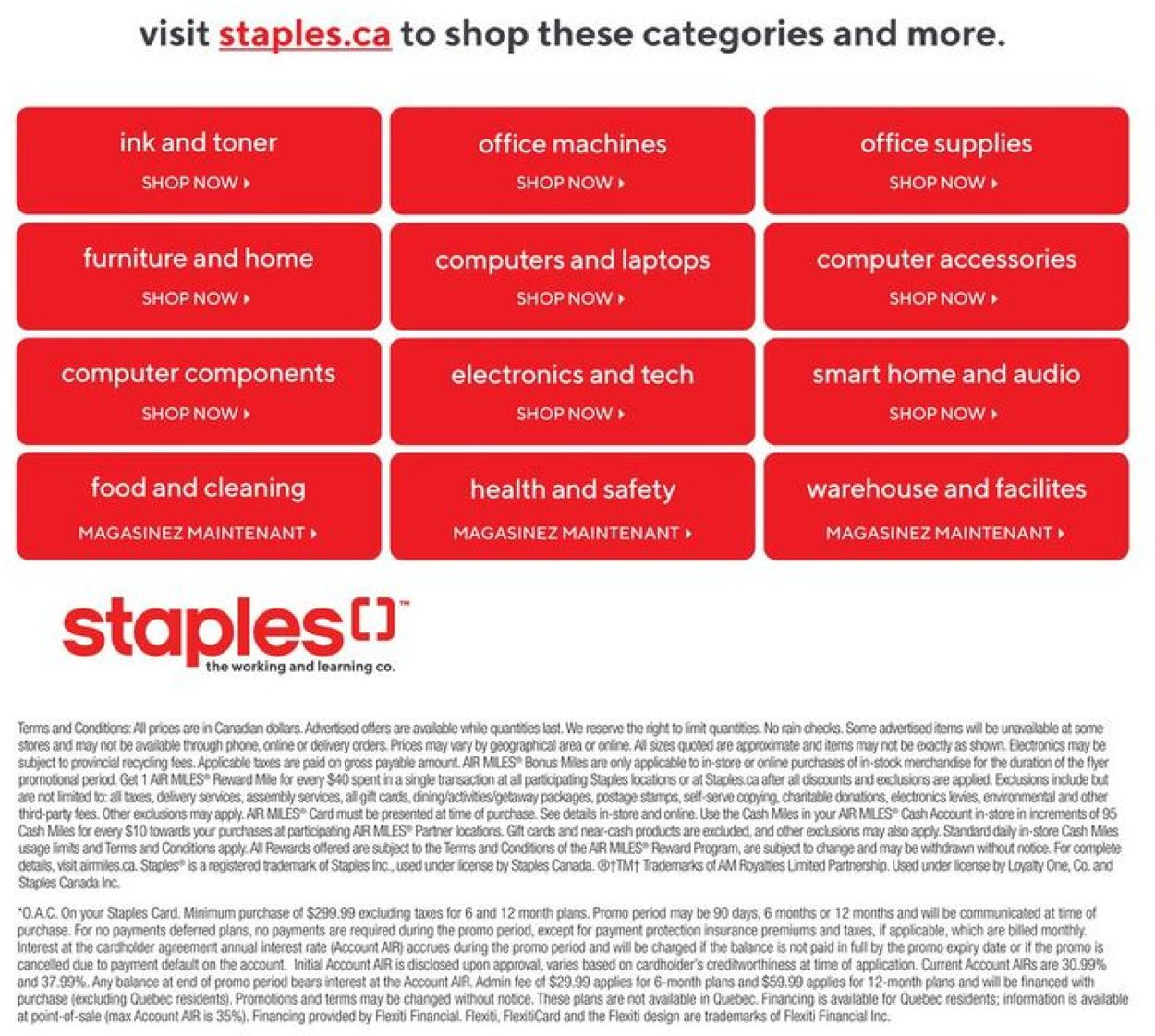 Staples Flyer - 05/12-05/18/2021 (Page 11)