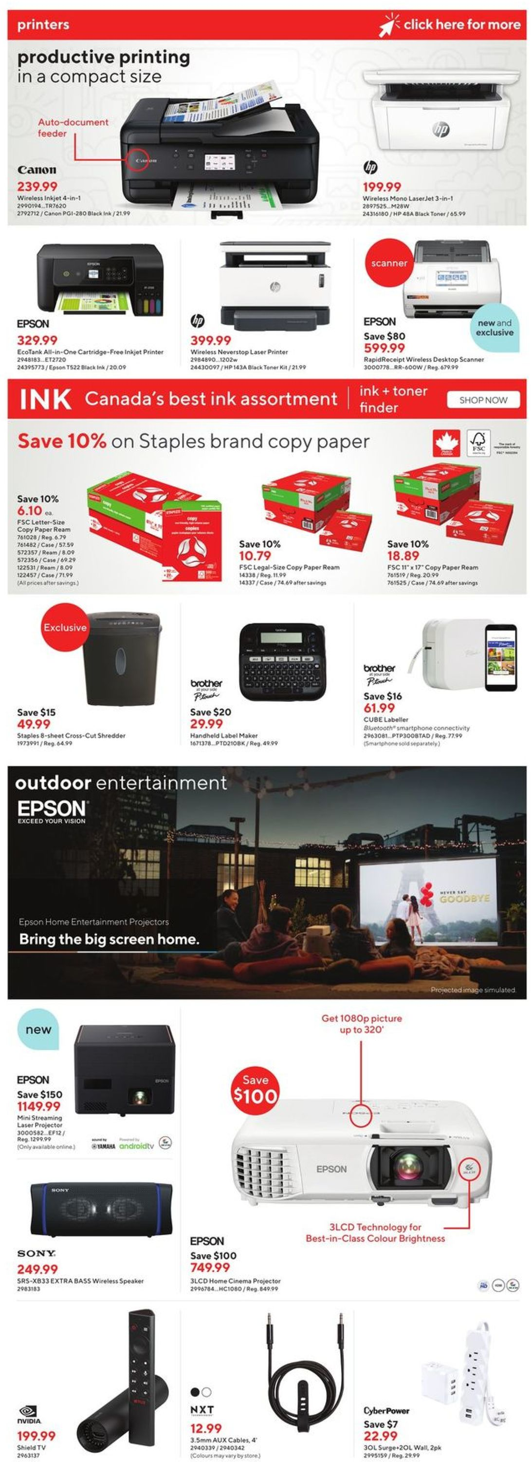 Staples Flyer - 05/26-06/01/2021 (Page 7)