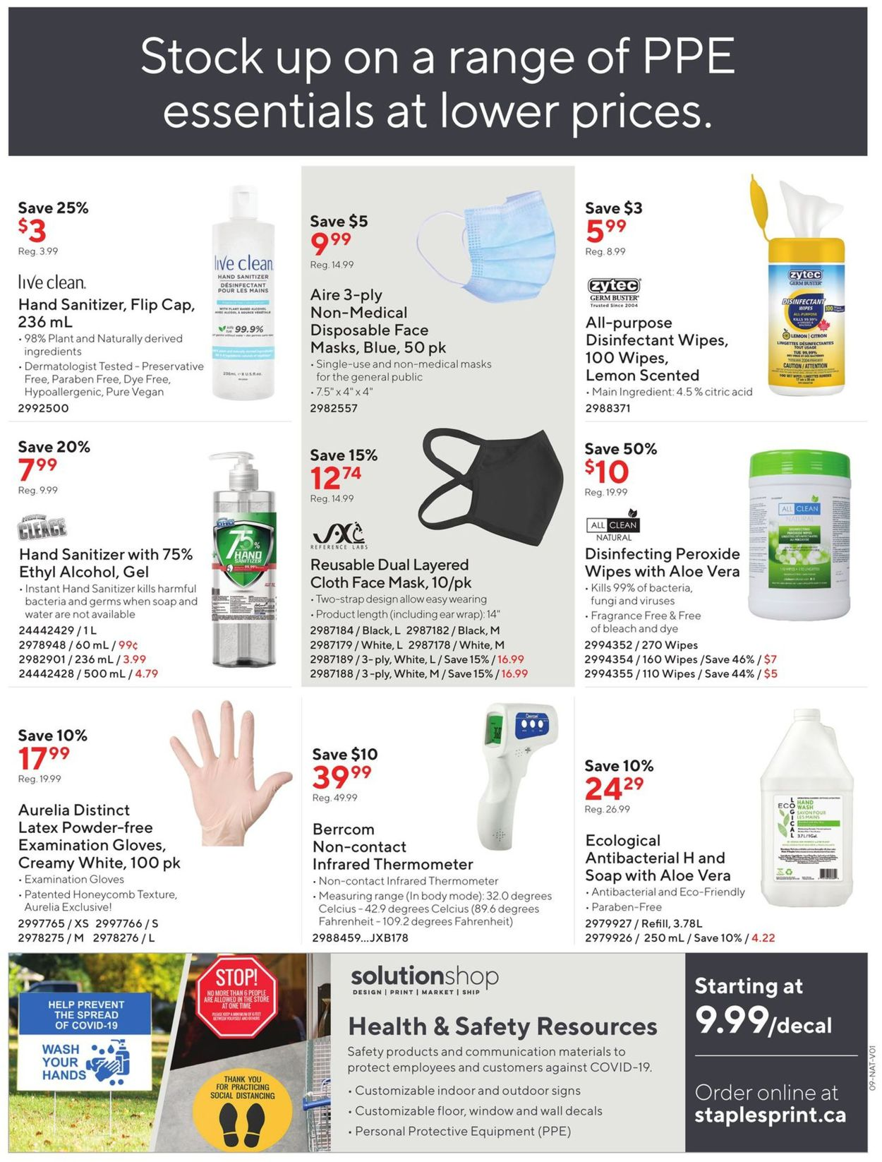 Staples Flyer - 06/02-06/15/2021 (Page 9)