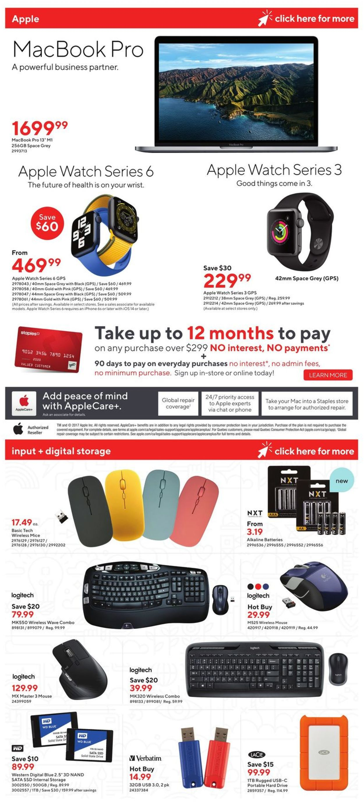 Staples Flyer - 06/09-06/15/2021 (Page 11)