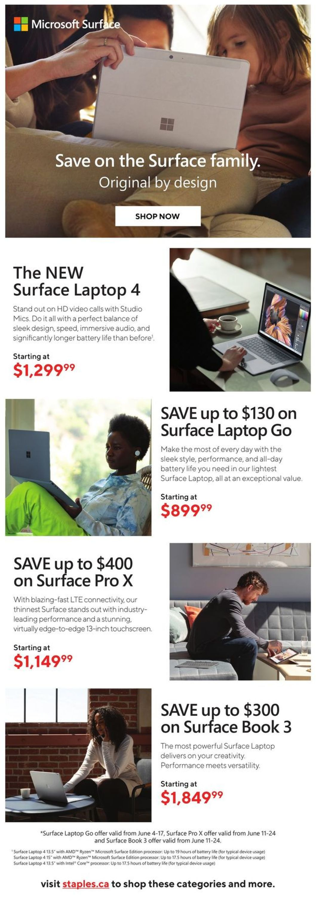 Staples Flyer - 06/09-06/15/2021 (Page 15)