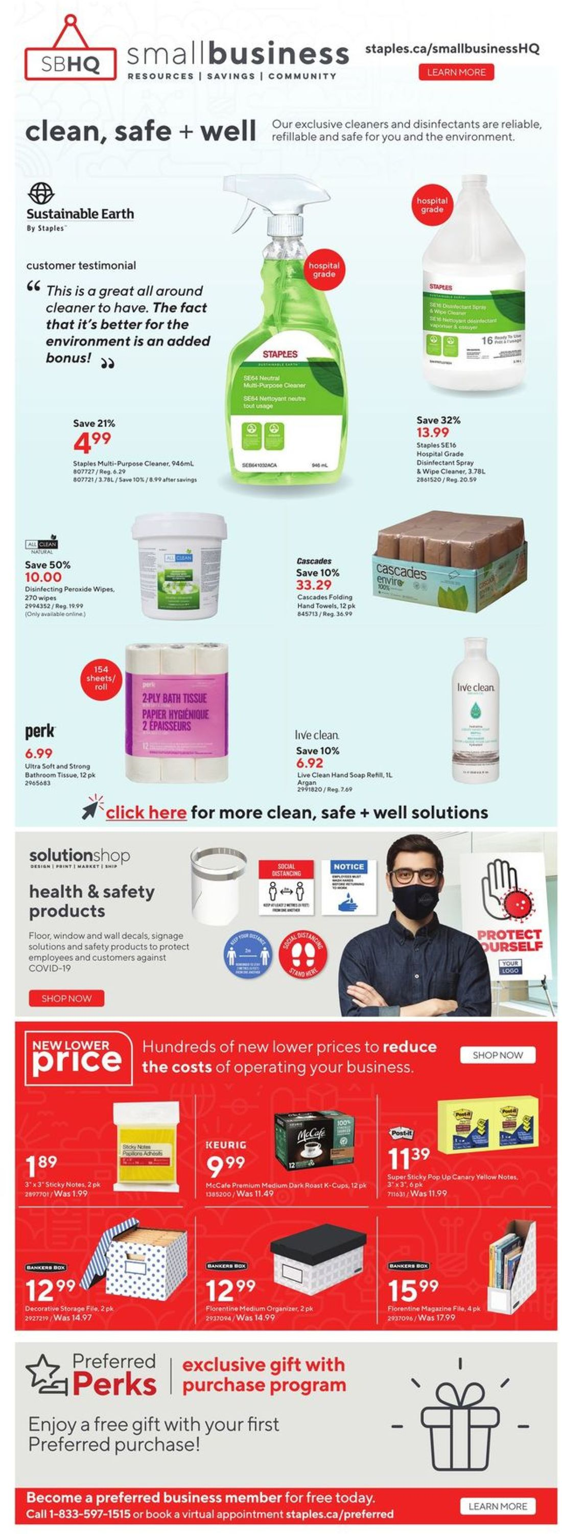 Staples Flyer - 06/23-06/29/2021 (Page 2)