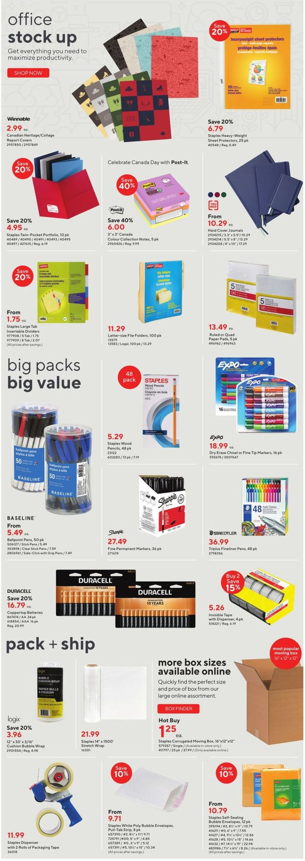 Staples Flyer - 06/23-06/29/2021 (Page 3)