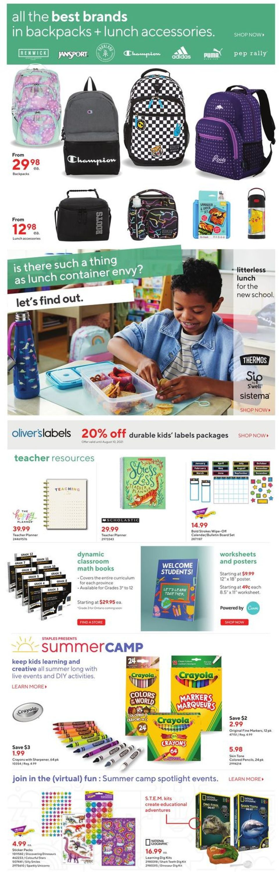 Staples Flyer - 07/28-08/03/2021 (Page 4)