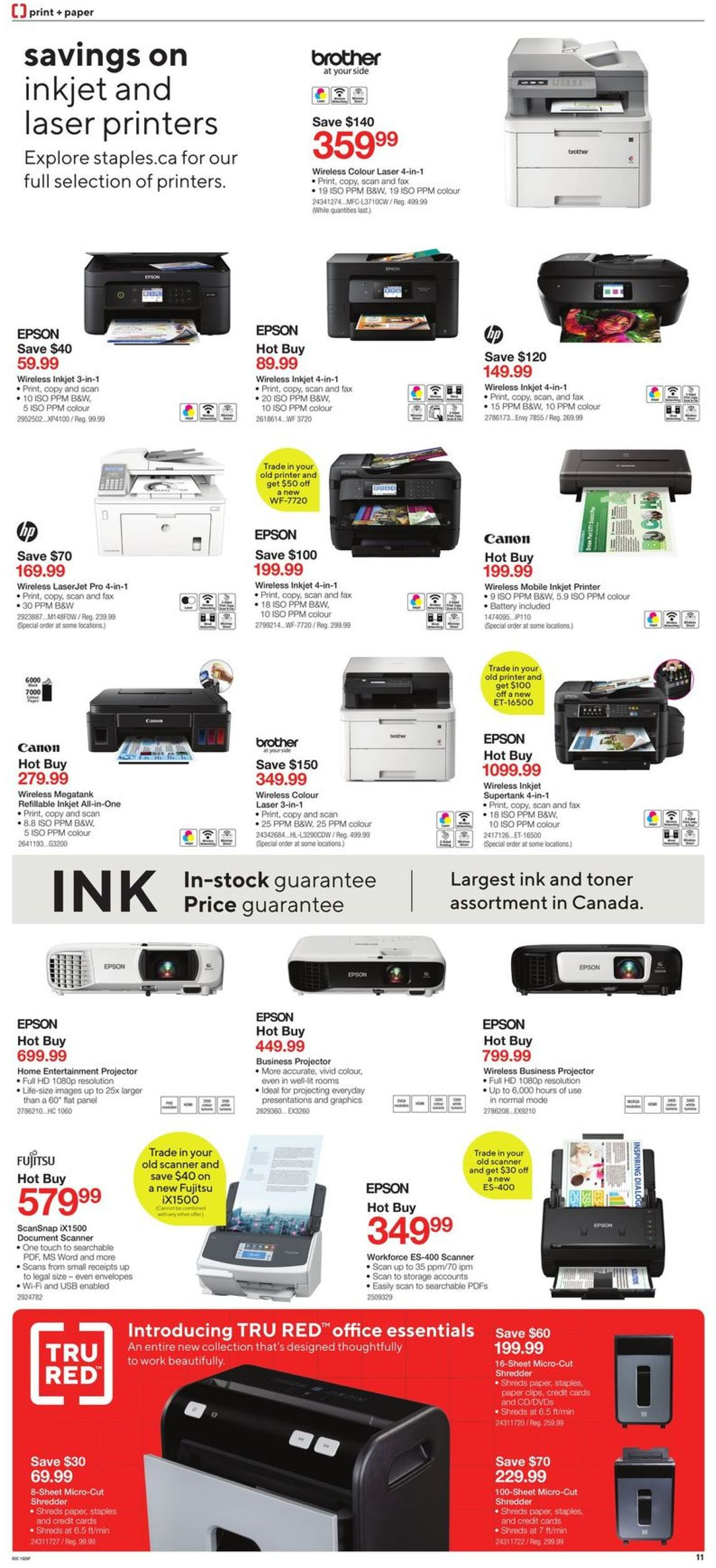 Staples Flyer - 08/14-08/20/2019 (Page 10)