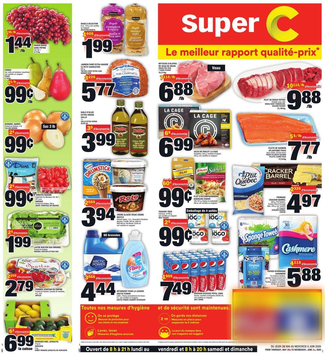 Super C Flyer - 05/28-06/03/2020