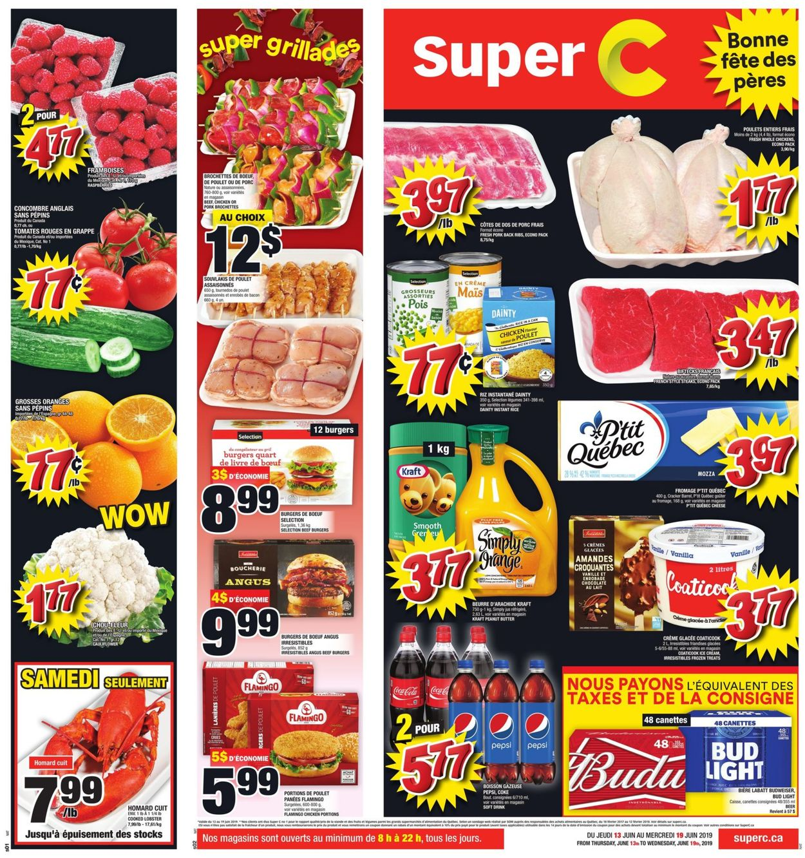 Super C Flyer - 06/13-06/19/2019