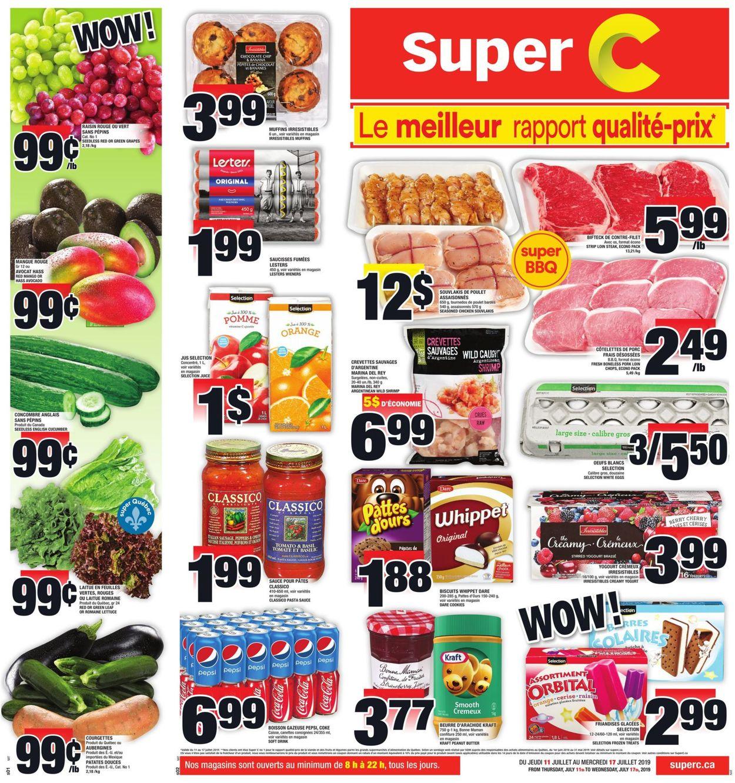 Super C Flyer - 07/11-07/17/2019