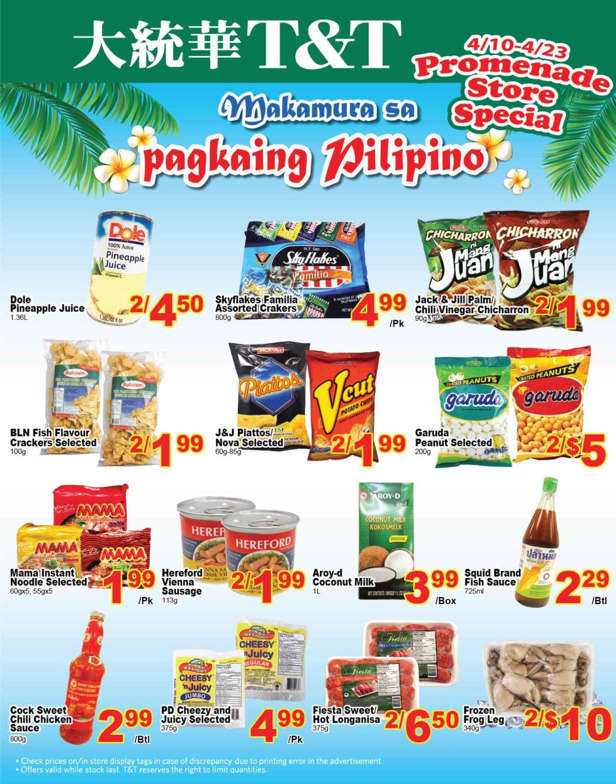 T&T Supermarket Flyer - 04/14-04/16/2020 (Page 6)