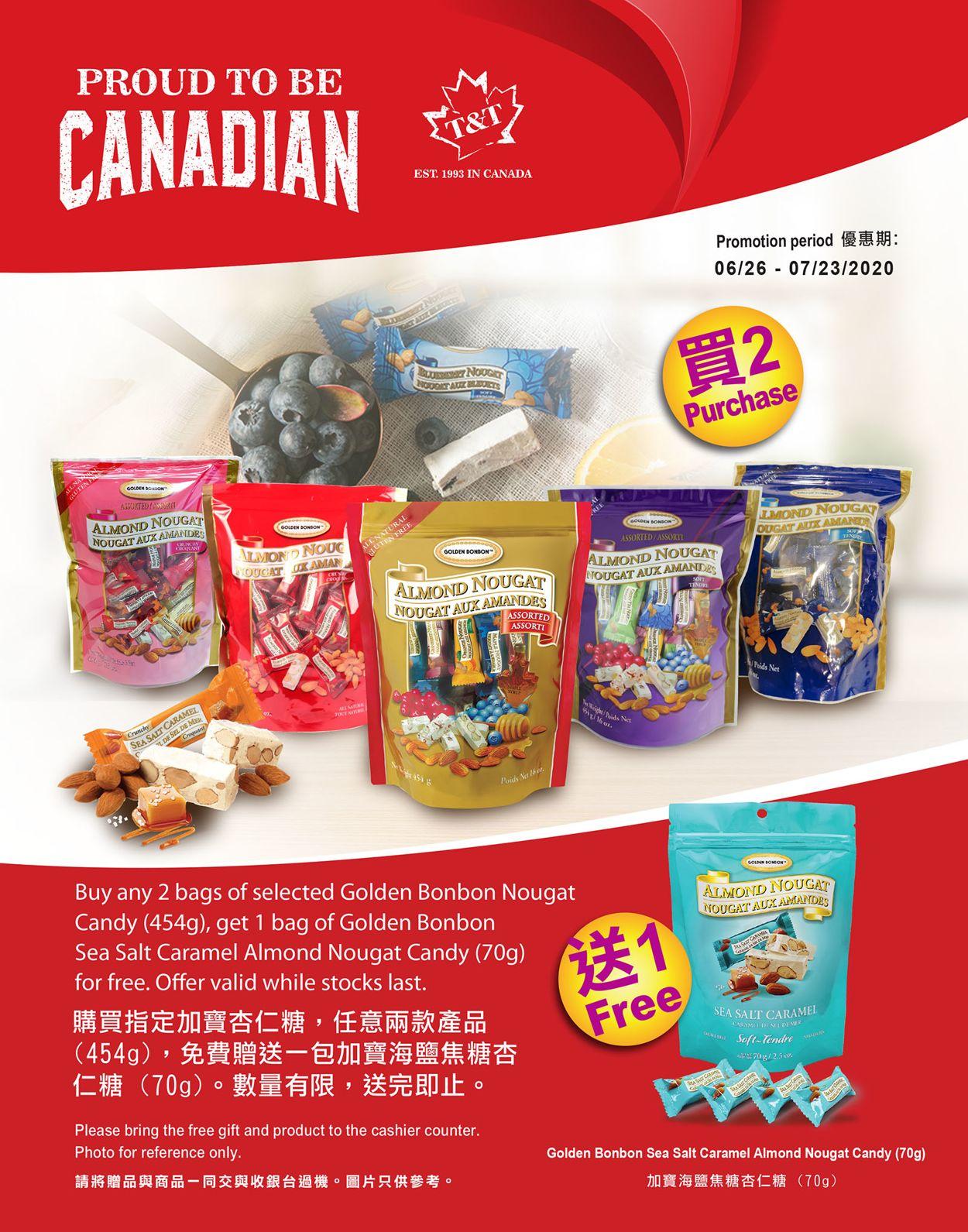 T&T Supermarket Flyer - 06/26-07/02/2020 (Page 9)