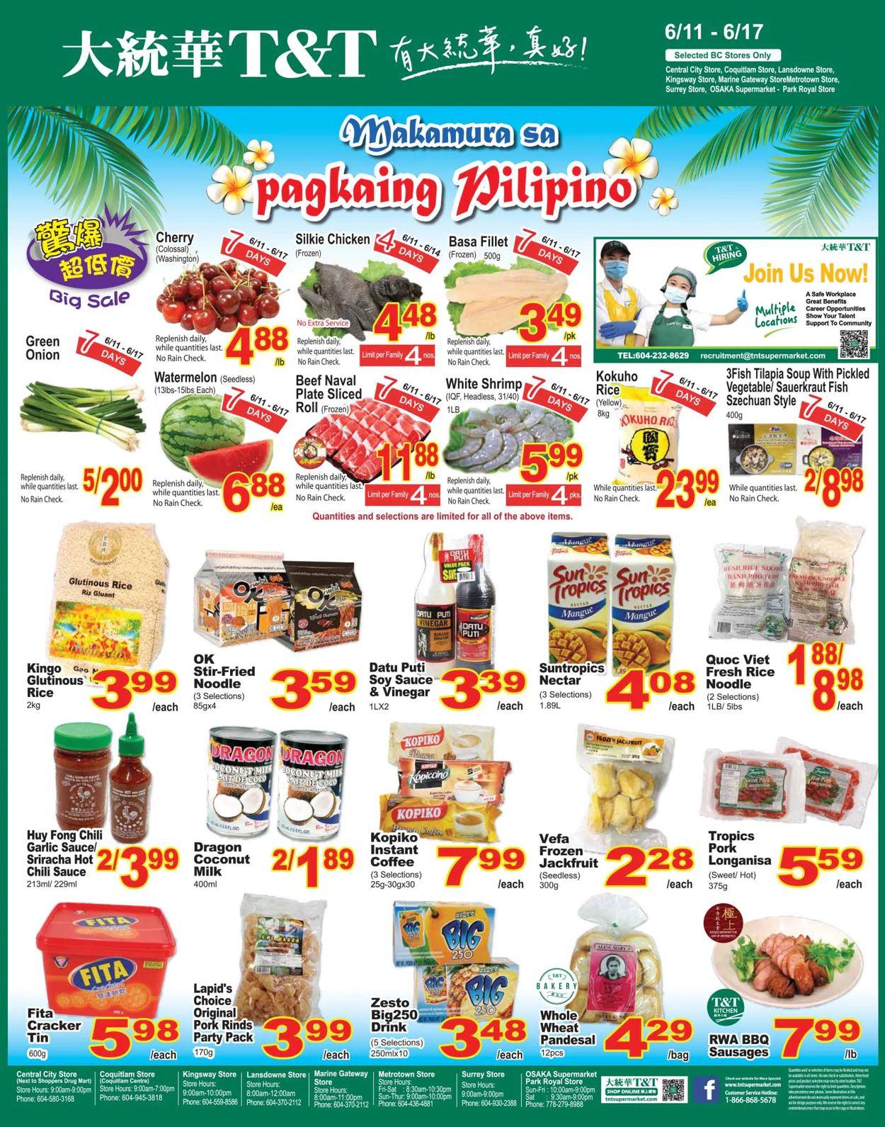 T&T Supermarket - British Columbia Flyer - 06/11-06/17/2021 (Page 4)