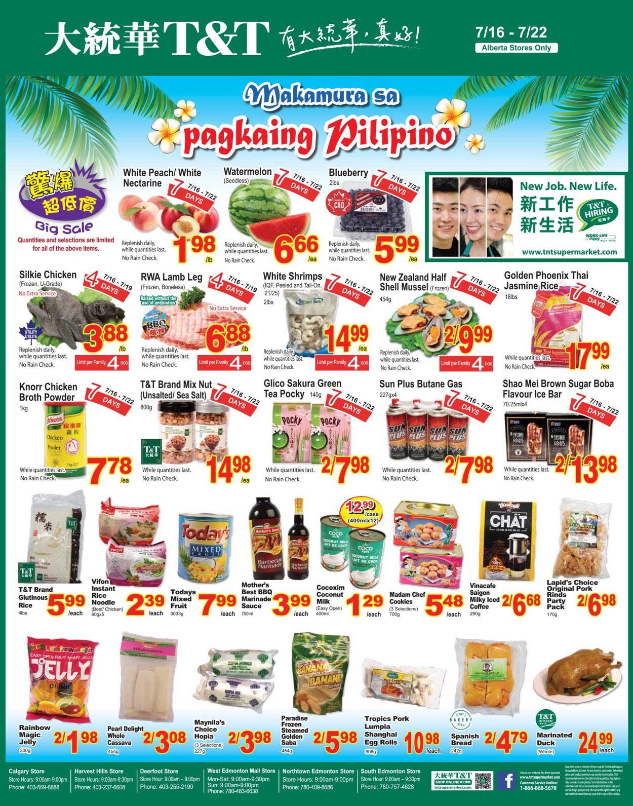 T&T Supermarket - Alberta Flyer - 07/16-07/22/2021 (Page 4)