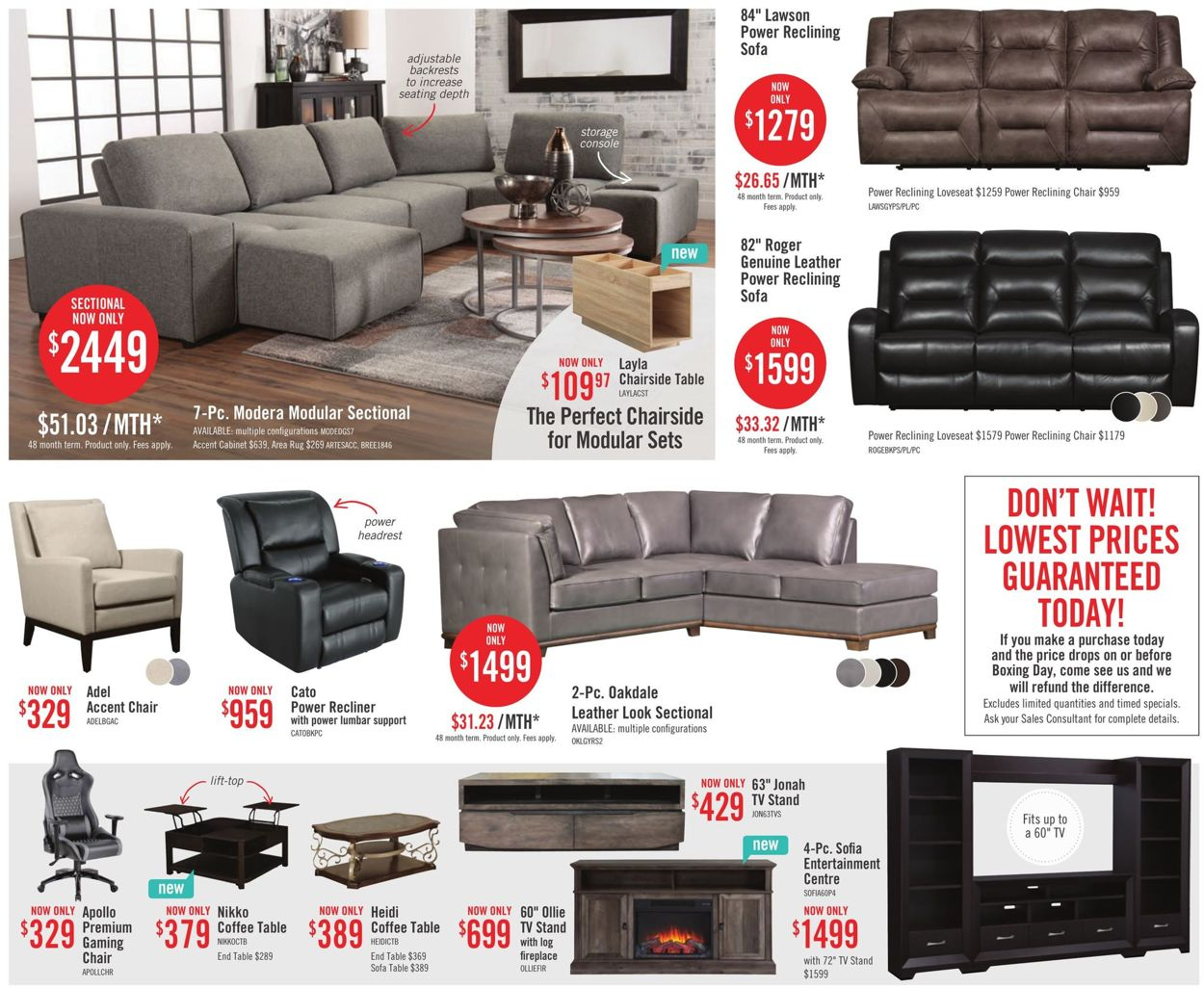 The Brick - Black Friday 2020 Flyer - 11/13-11/19/2020 (Page 2)