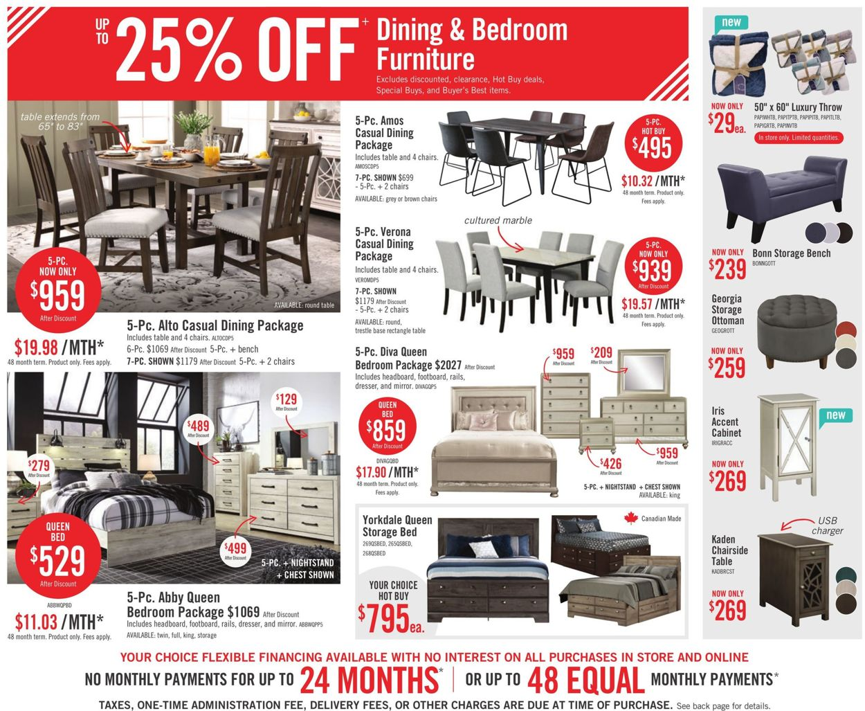 The Brick - Black Friday 2020 Flyer - 11/13-11/19/2020 (Page 3)