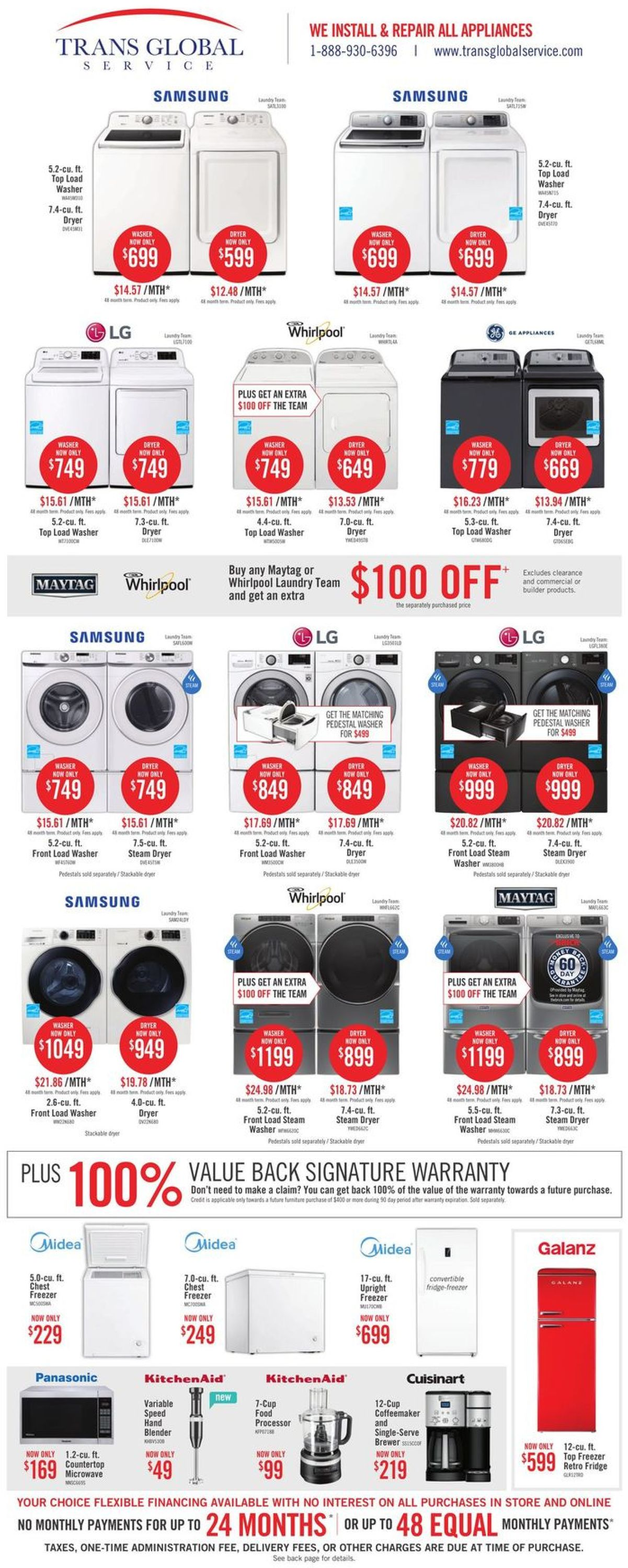 The Brick - Black Friday 2020 Flyer - 11/27-11/29/2020 (Page 10)