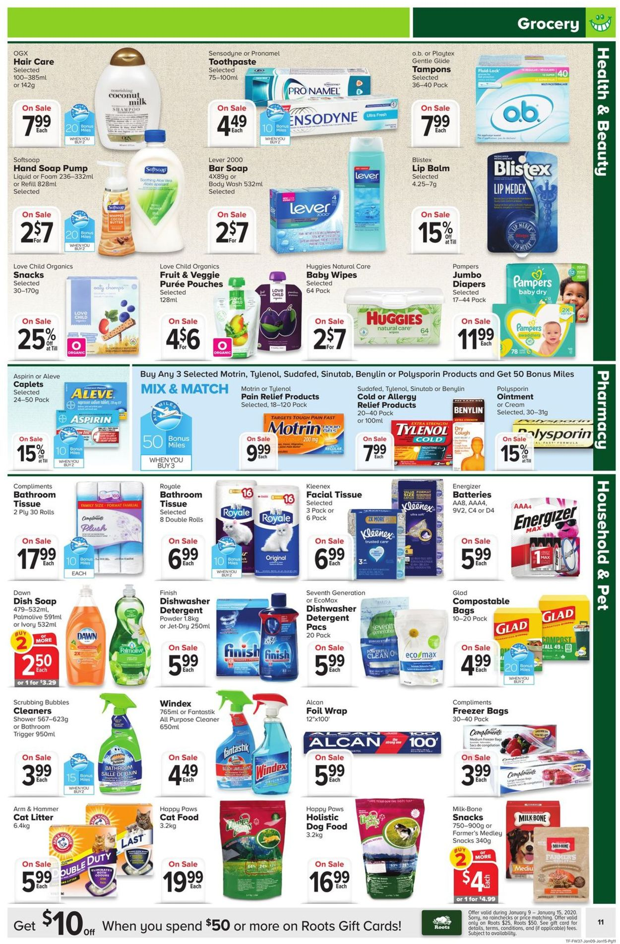 Thrifty Foods Flyer - 01/09-01/15/2020 (Page 11)