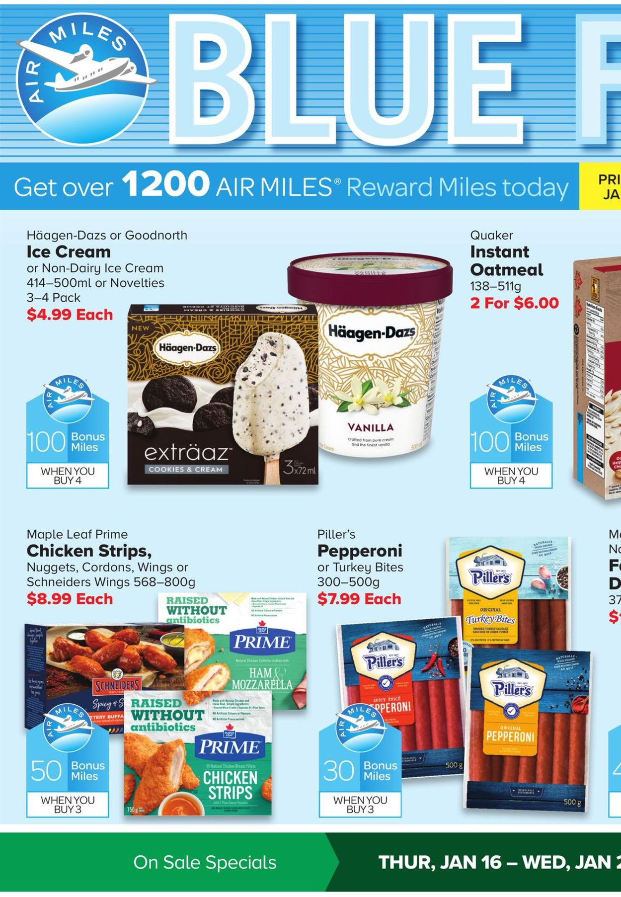Thrifty Foods Flyer - 01/16-01/22/2020