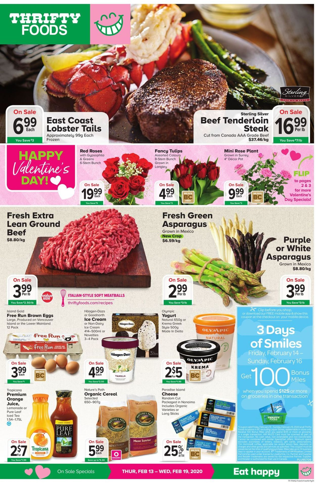 Thrifty Foods Flyer - 02/13-02/19/2020
