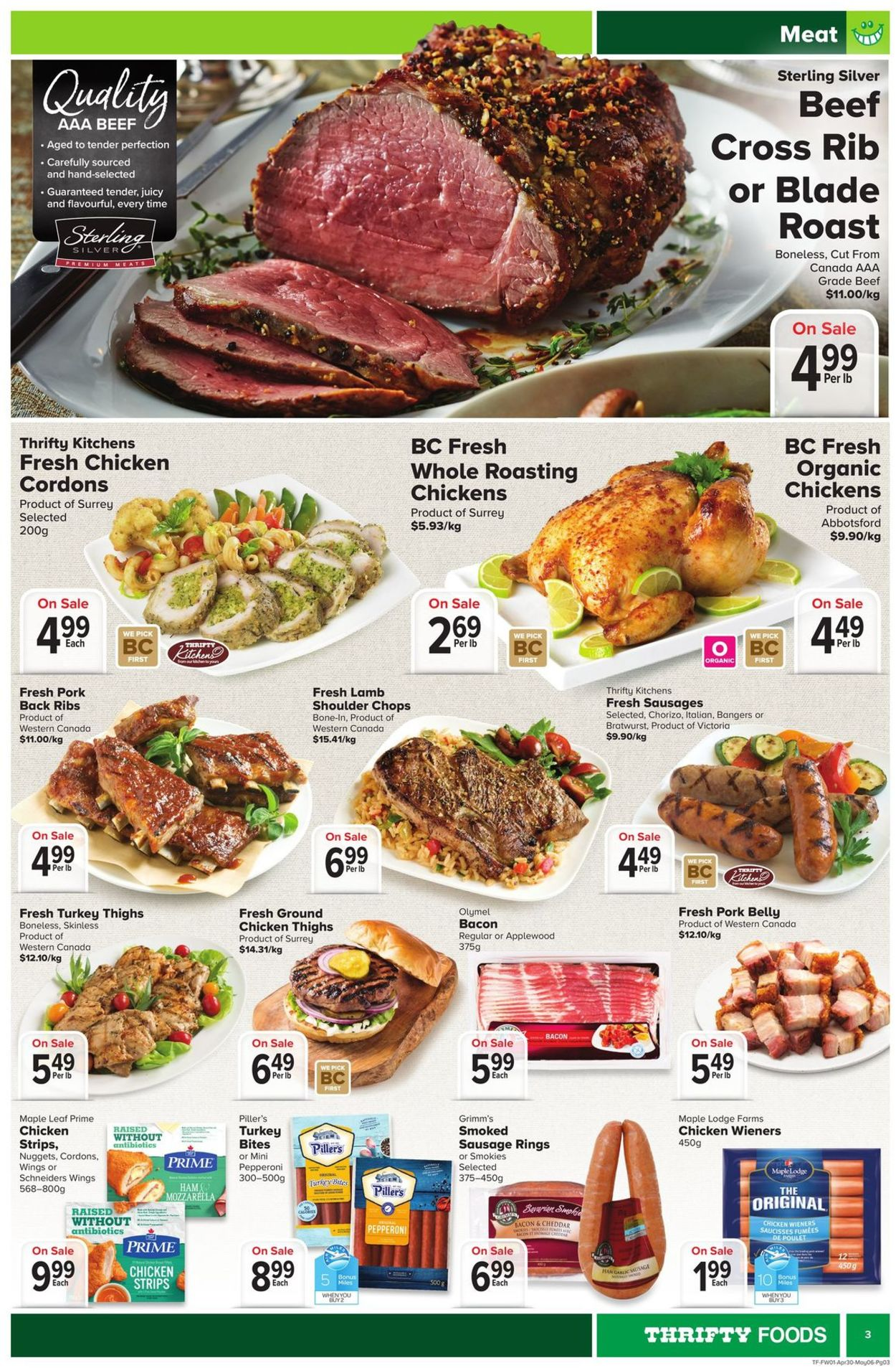 Thrifty Foods Flyer - 04/30-05/06/2020 (Page 4)
